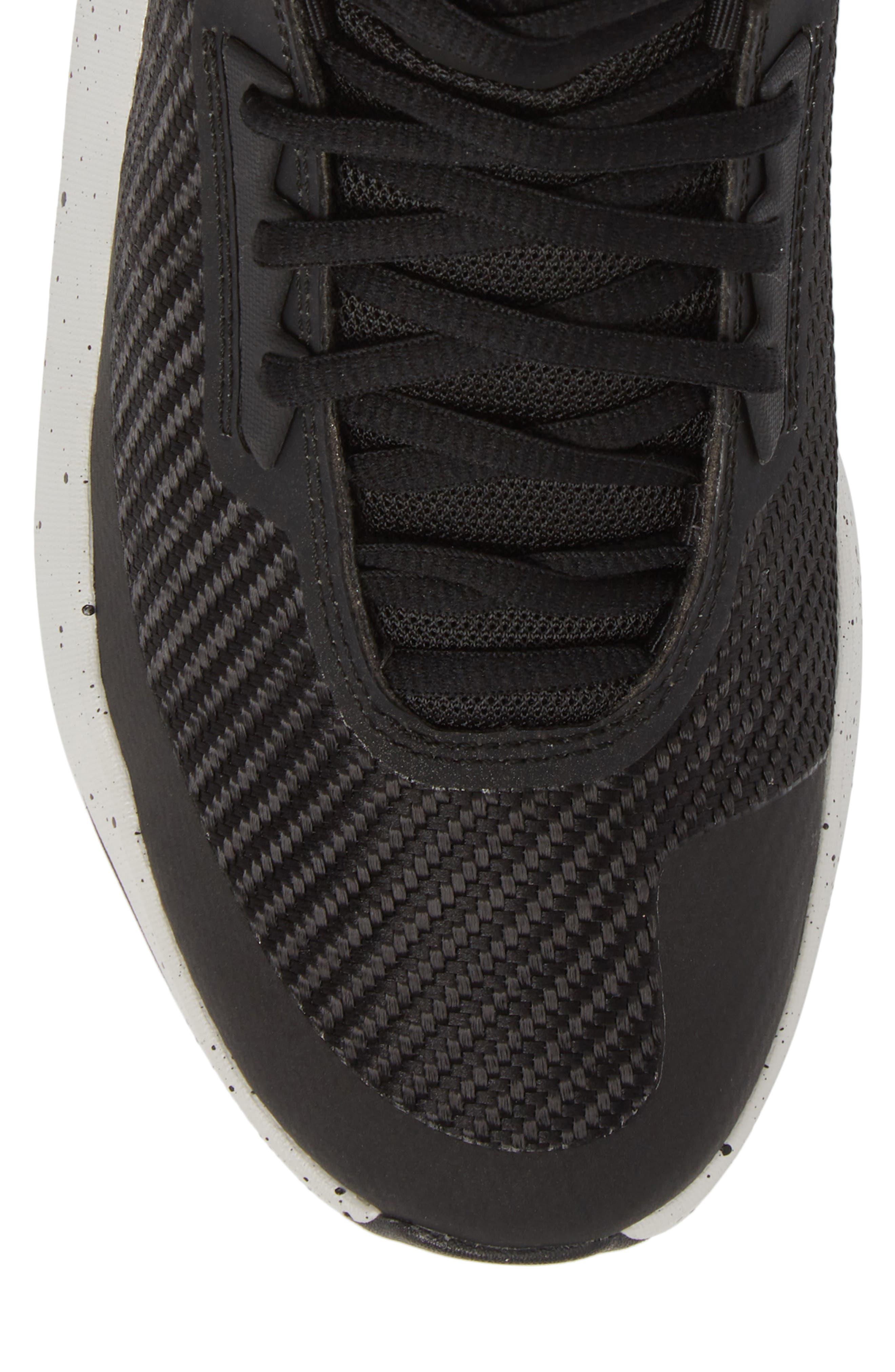 Jordan Fly Lockdown Sneaker,                             Alternate thumbnail 5, color,                             010