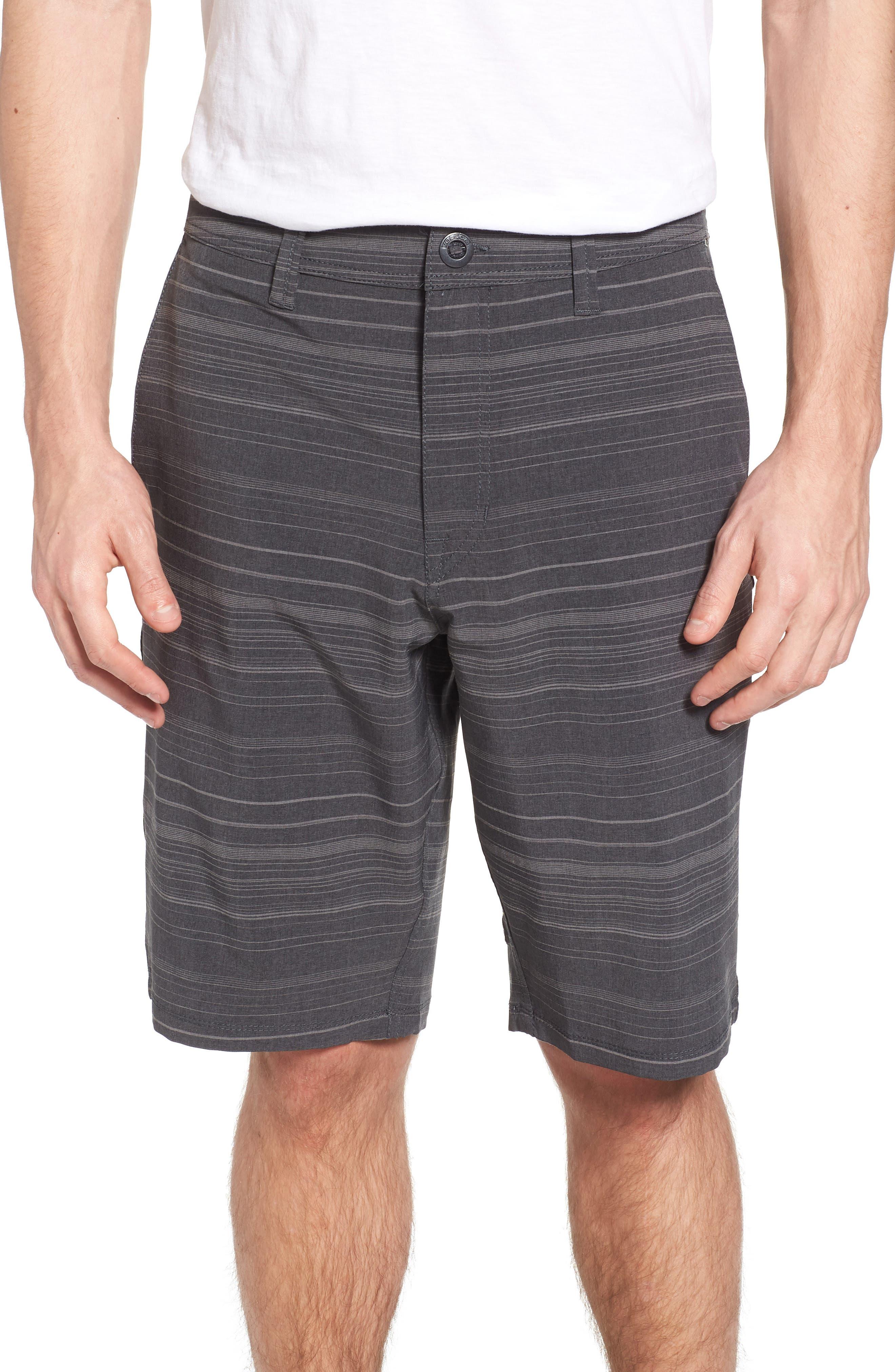 Surf N' Turf Mix Hybrid Shorts,                             Main thumbnail 1, color,