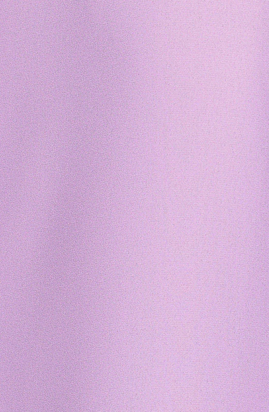 Cuff Sleeve Woven Tee,                             Alternate thumbnail 103, color,