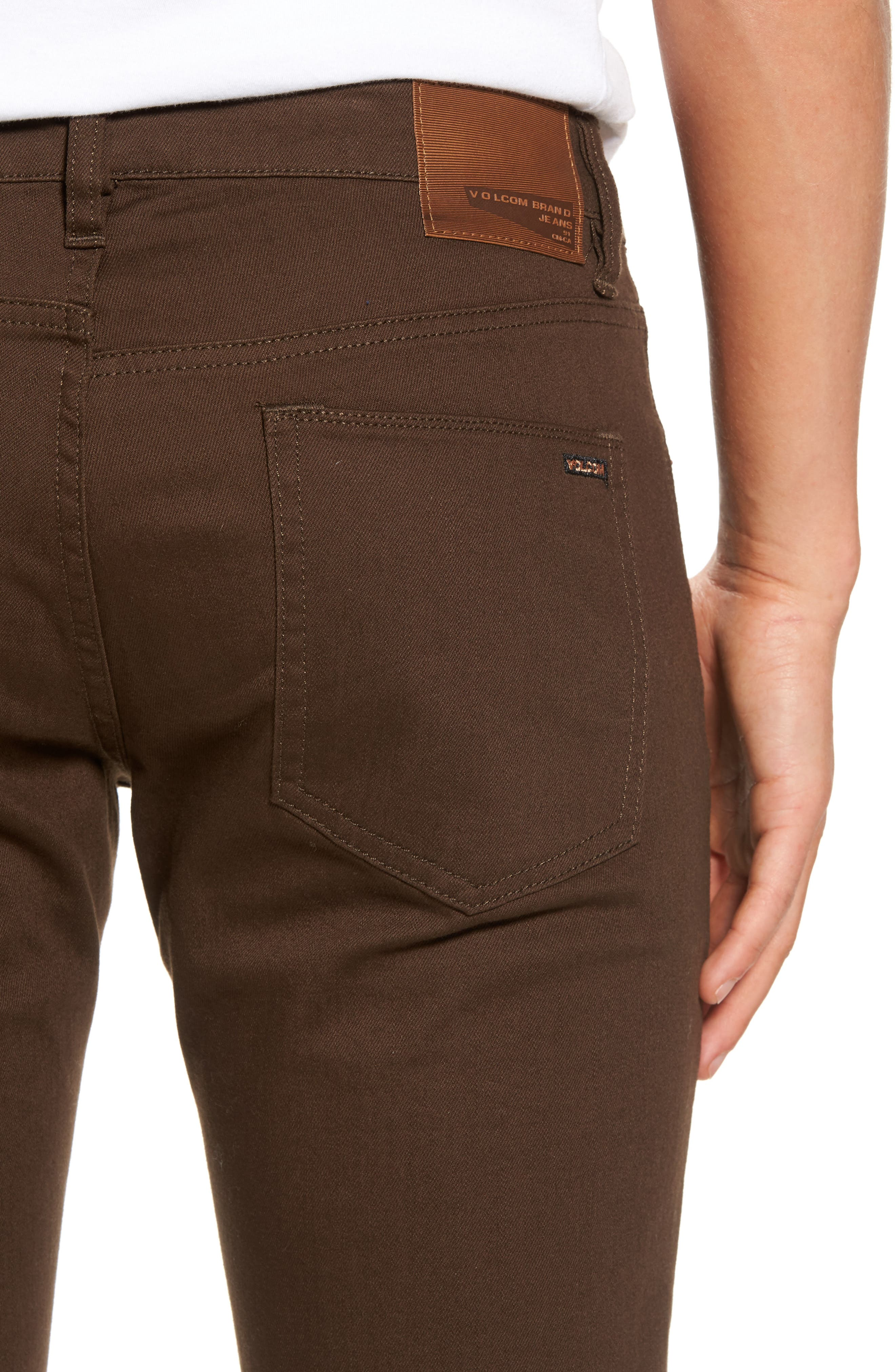 Vorta Slub Pants,                             Alternate thumbnail 8, color,