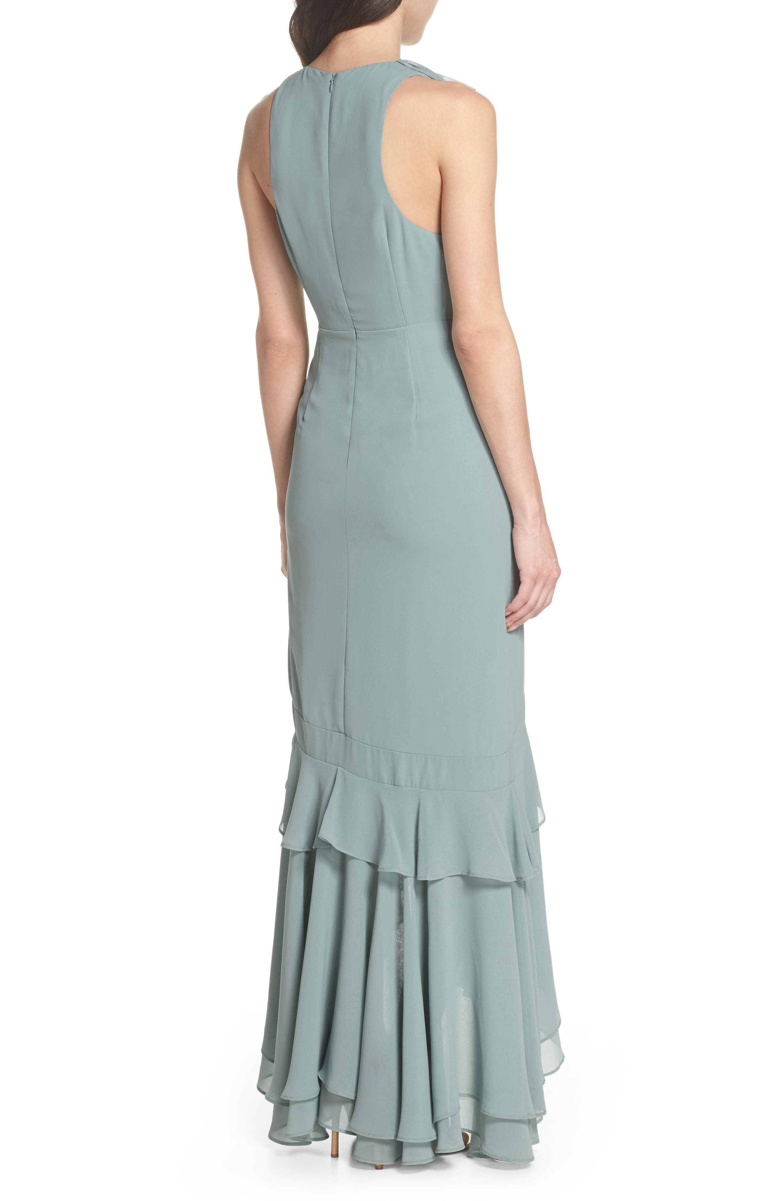 C/MEO Be About You Ruffle Gown,                             Alternate thumbnail 2, color,                             330