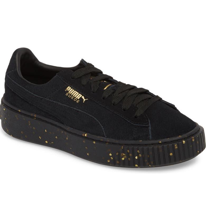 67f0427d606 PUMA Suede Platform Sneaker (Women)