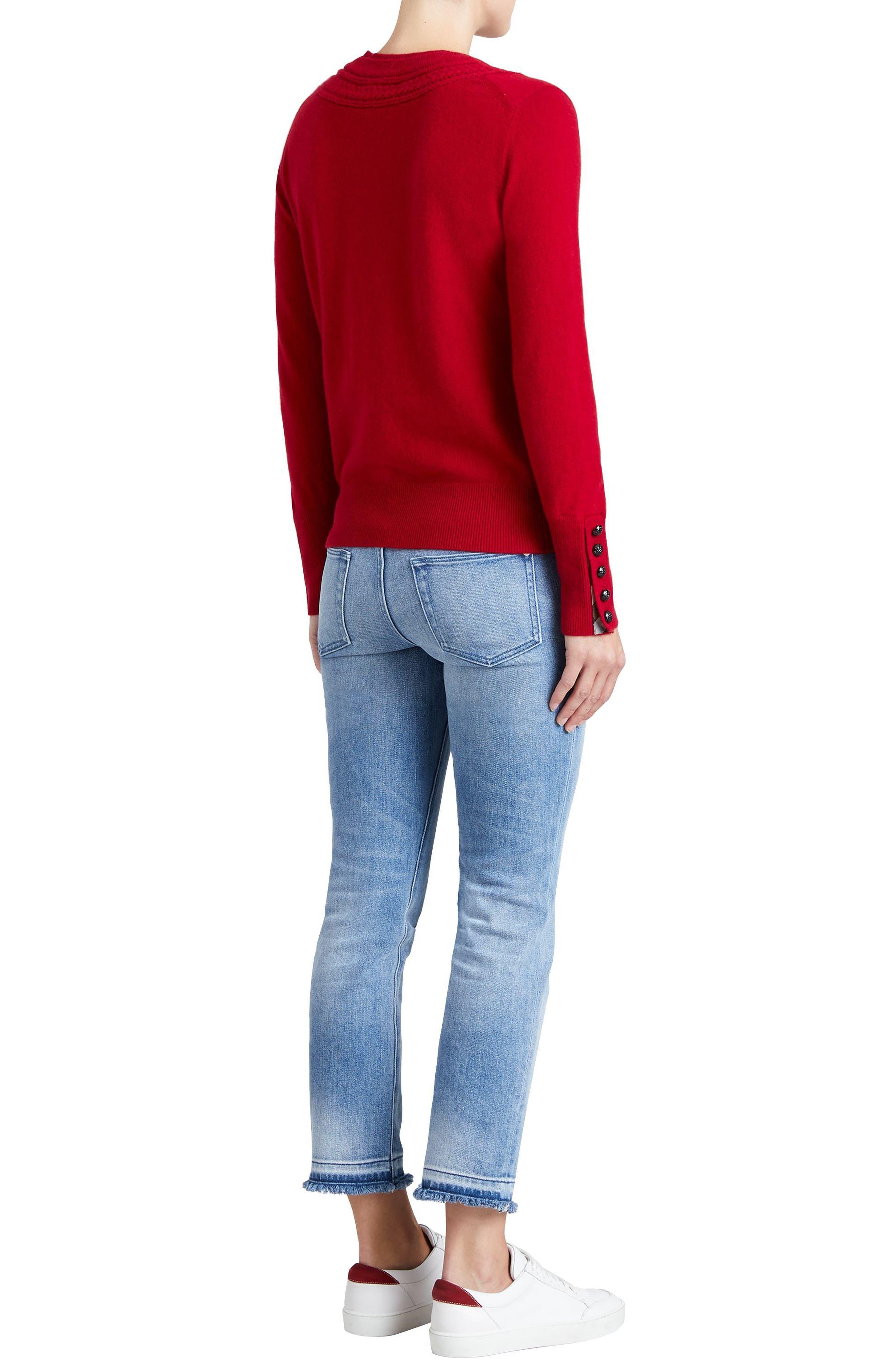Carapelle Cashmere Sweater,                             Alternate thumbnail 20, color,