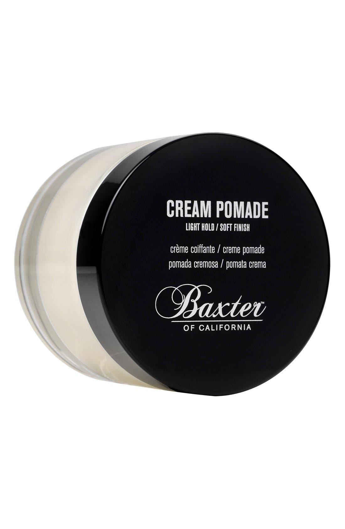 Cream Pomade,                         Main,                         color, NO COLOR