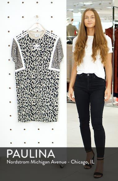 adidas Animal Print Shift Dress, sales video thumbnail