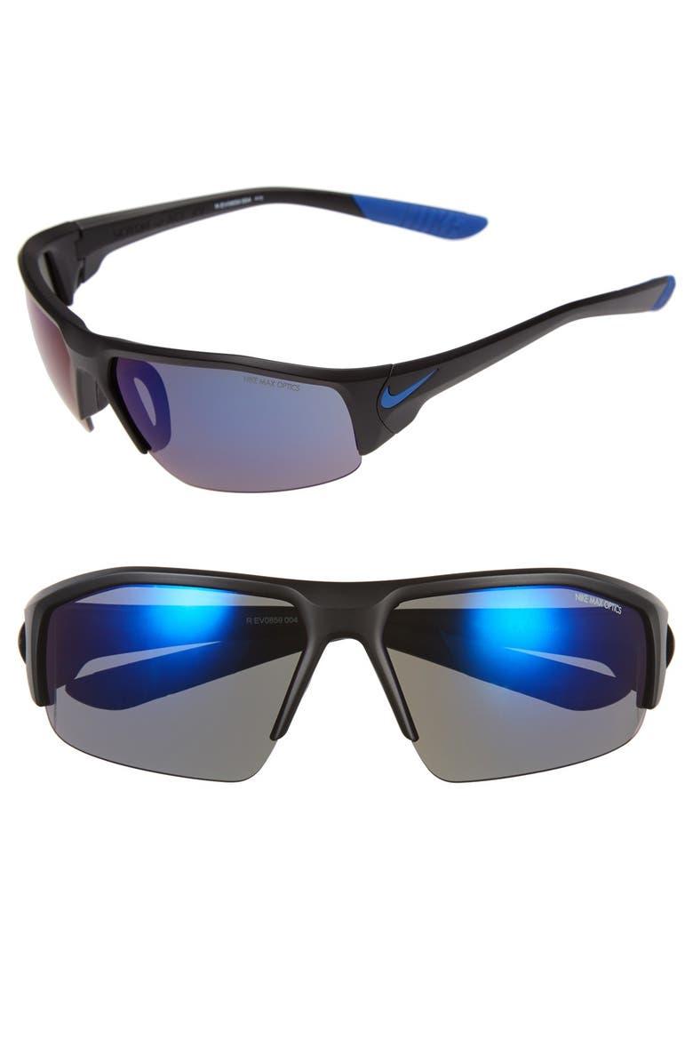 5a442f9622f Nike  Skylon Ace XV  75mm Polarized Sunglasses