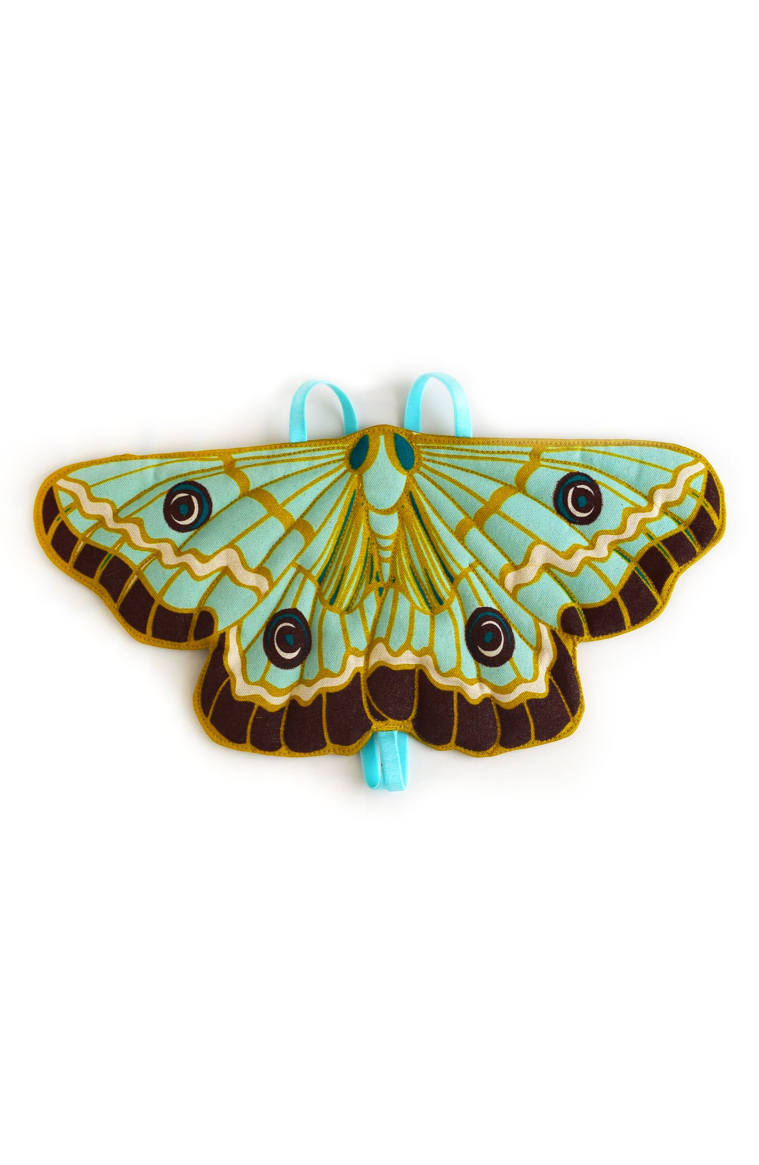 Quilted Butterfly Wings,                         Main,                         color, MINT