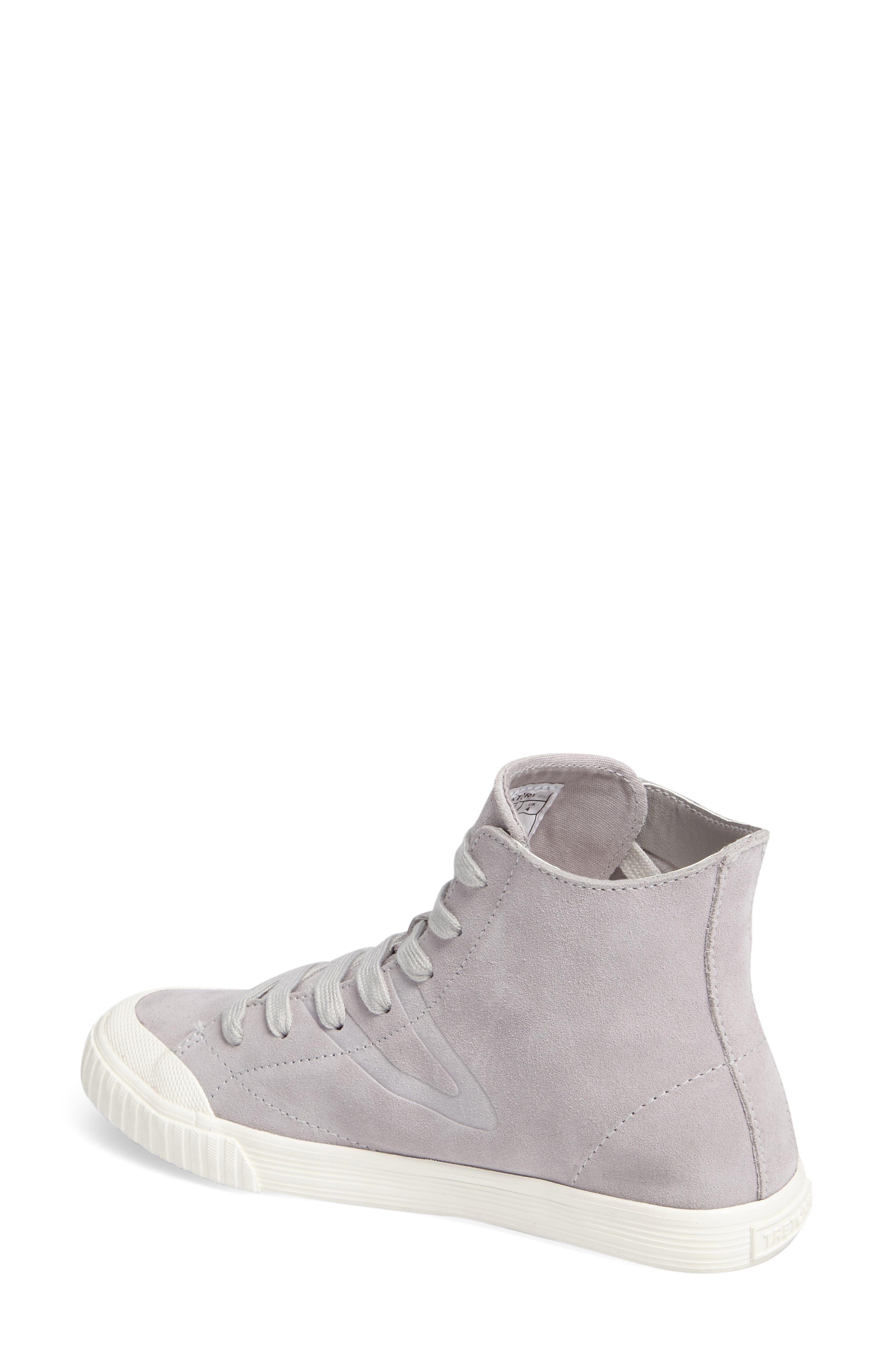 Marley 2 High Top Sneaker,                             Alternate thumbnail 10, color,