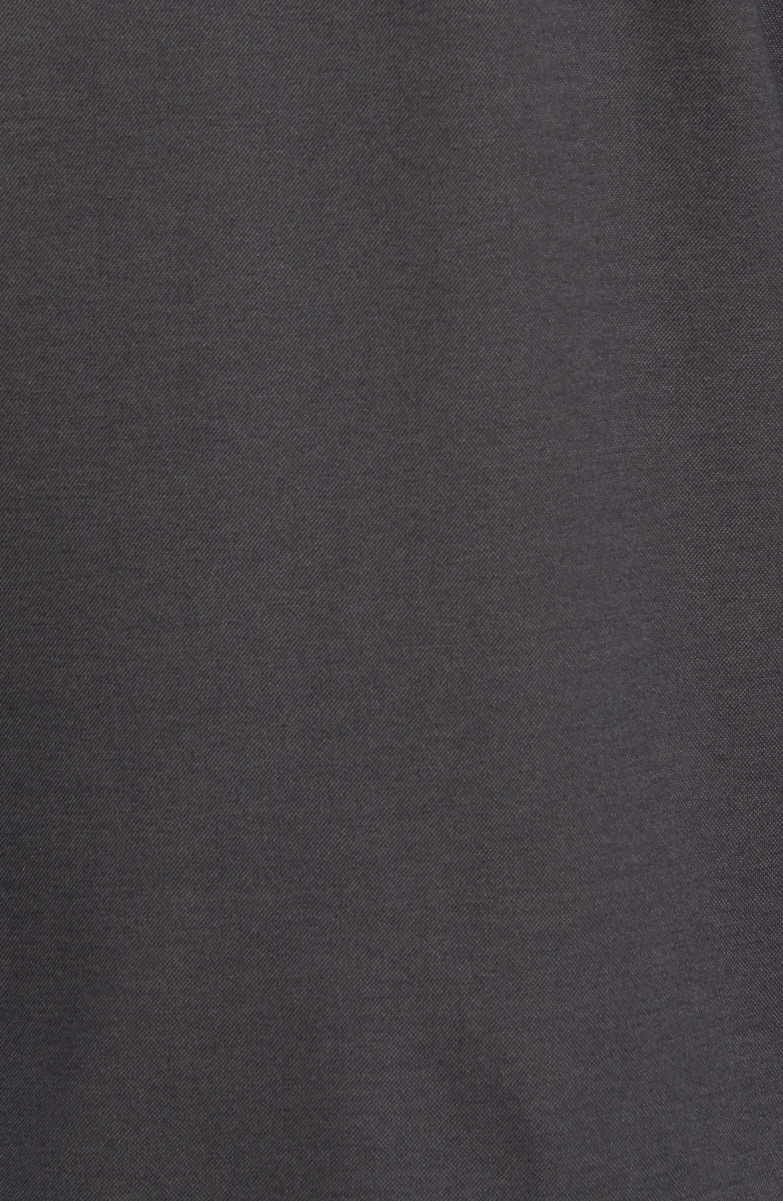 Glacier Knit Sport Shirt,                             Alternate thumbnail 5, color,                             001