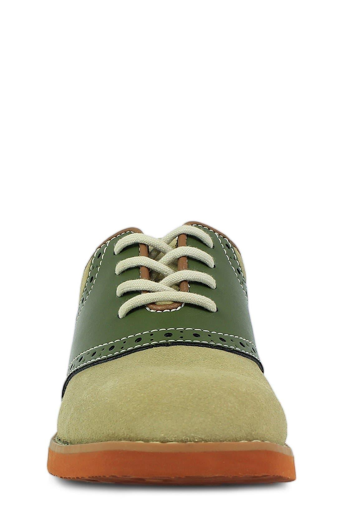 'Kennett Jr.' Saddle Shoe,                             Alternate thumbnail 4, color,                             200