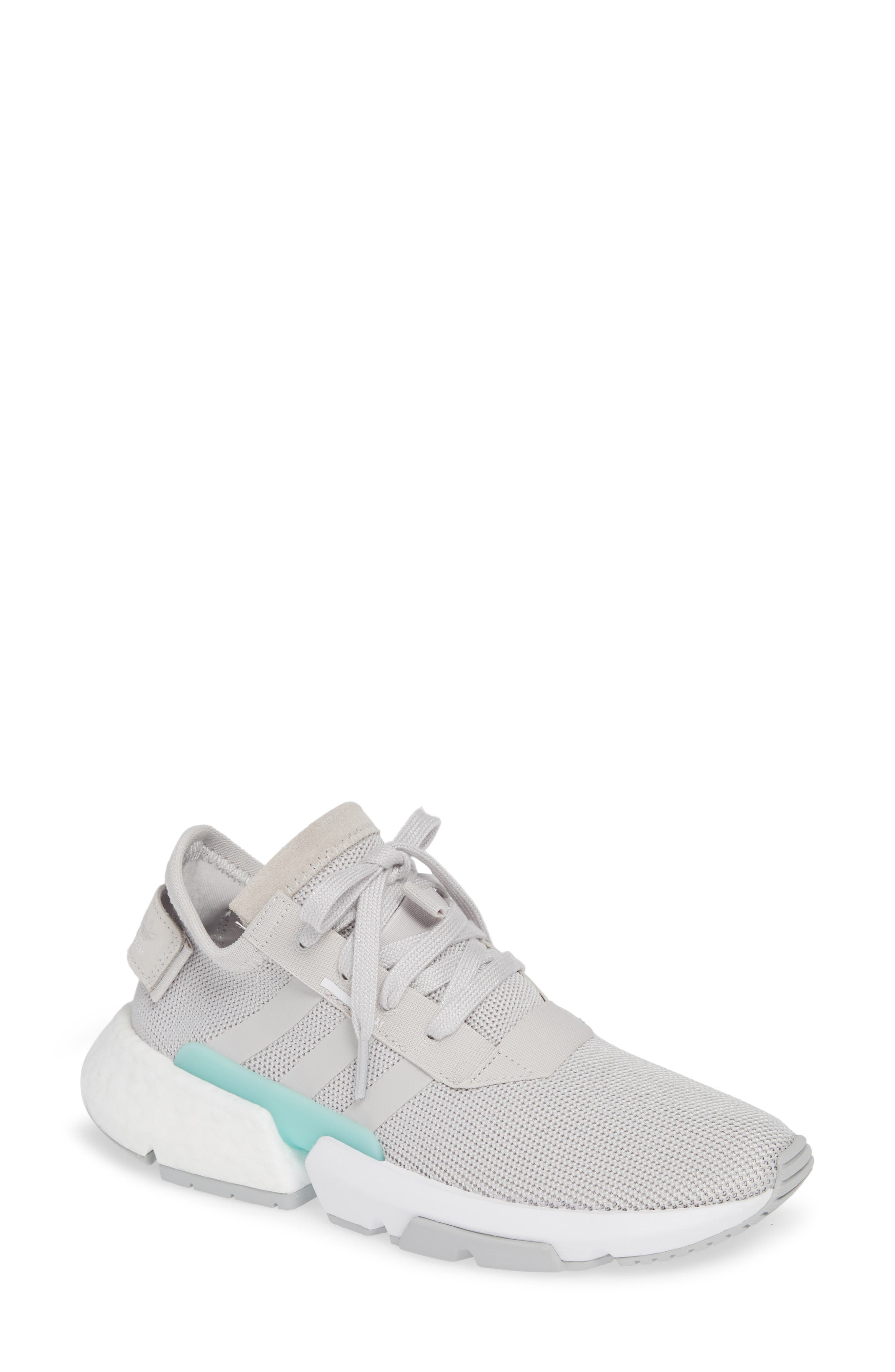 Pod S3.1 Sneaker,                             Main thumbnail 1, color,                             GREY ONE/ GREY ONE/ CLEAR MINT