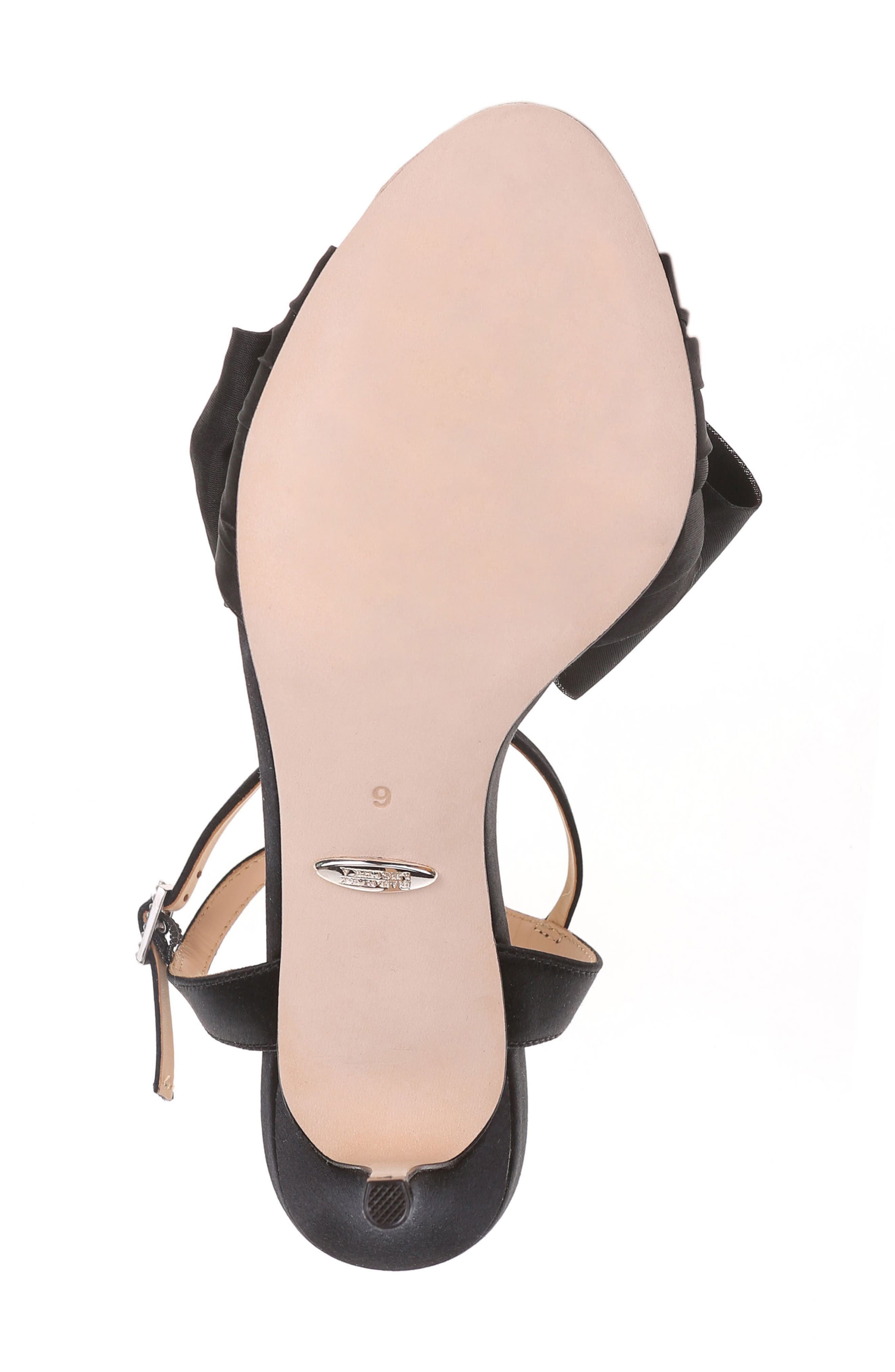 Samantha Strappy Sandal,                             Alternate thumbnail 6, color,                             015