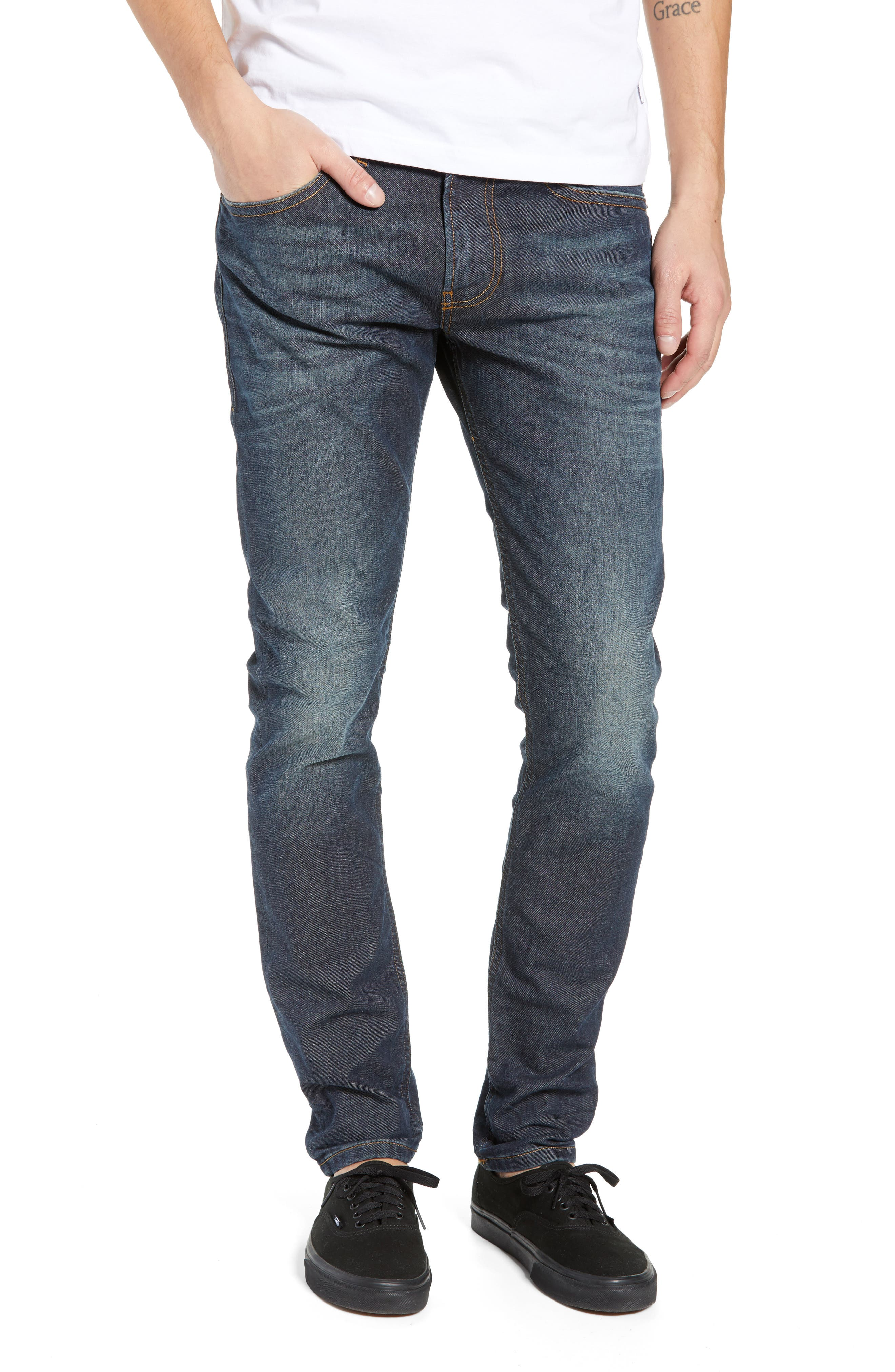 Thommer Slim Fit Jeans,                             Main thumbnail 1, color,                             084ZU