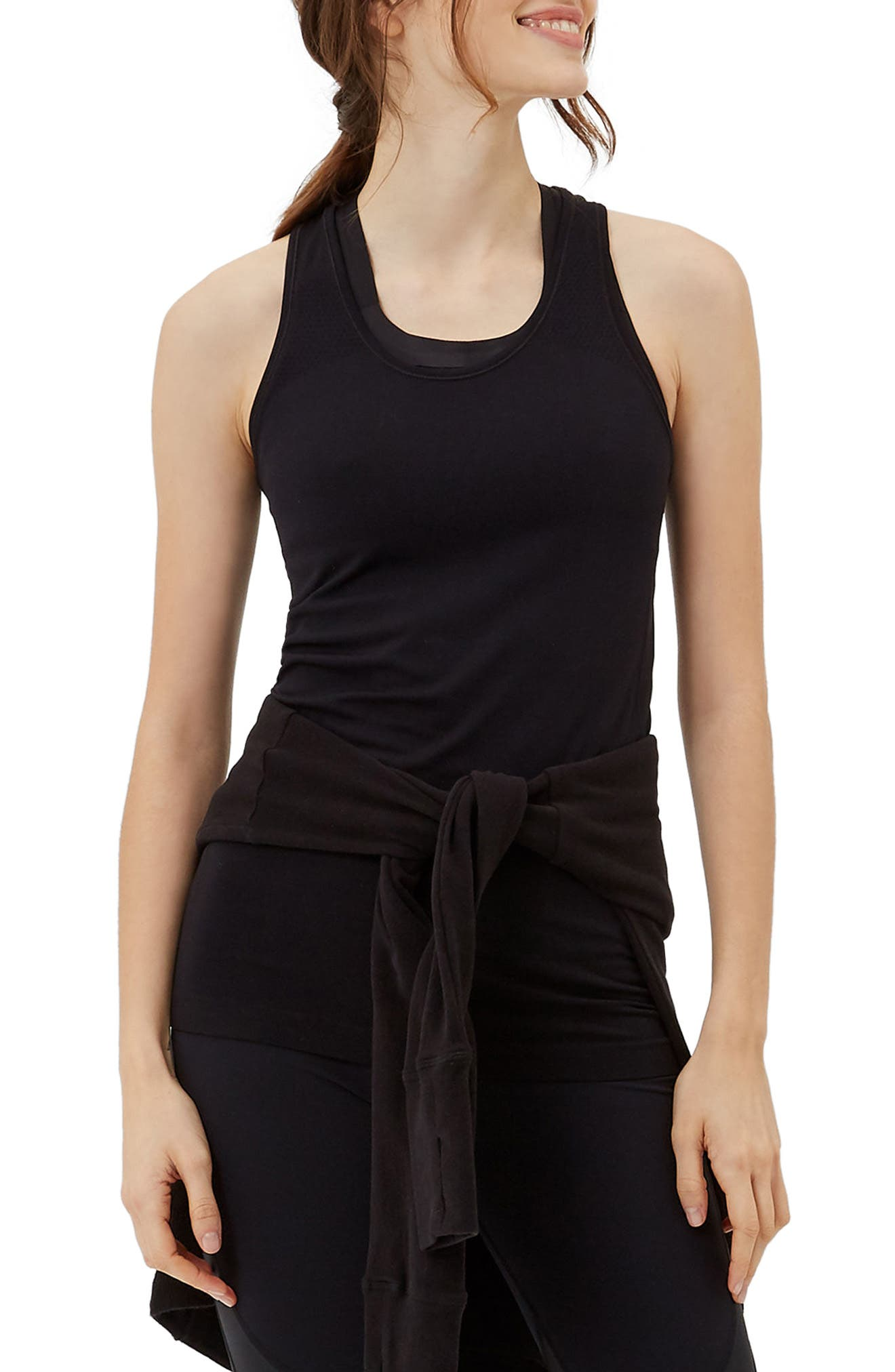 Athlete Seamless Workout Tank,                         Main,                         color,