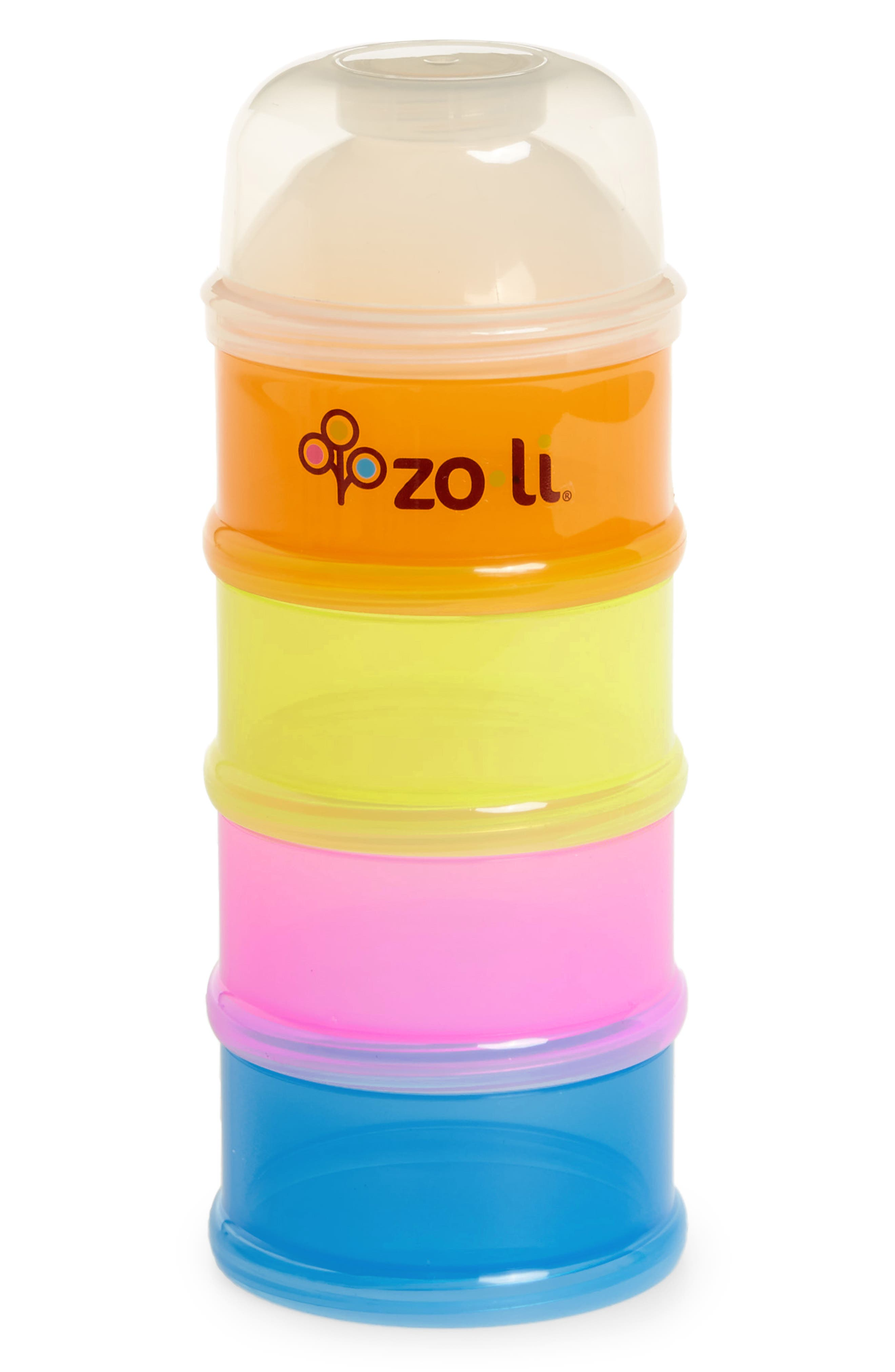 'On the Go' Snack & Formula Dispenser,                             Main thumbnail 1, color,                             960