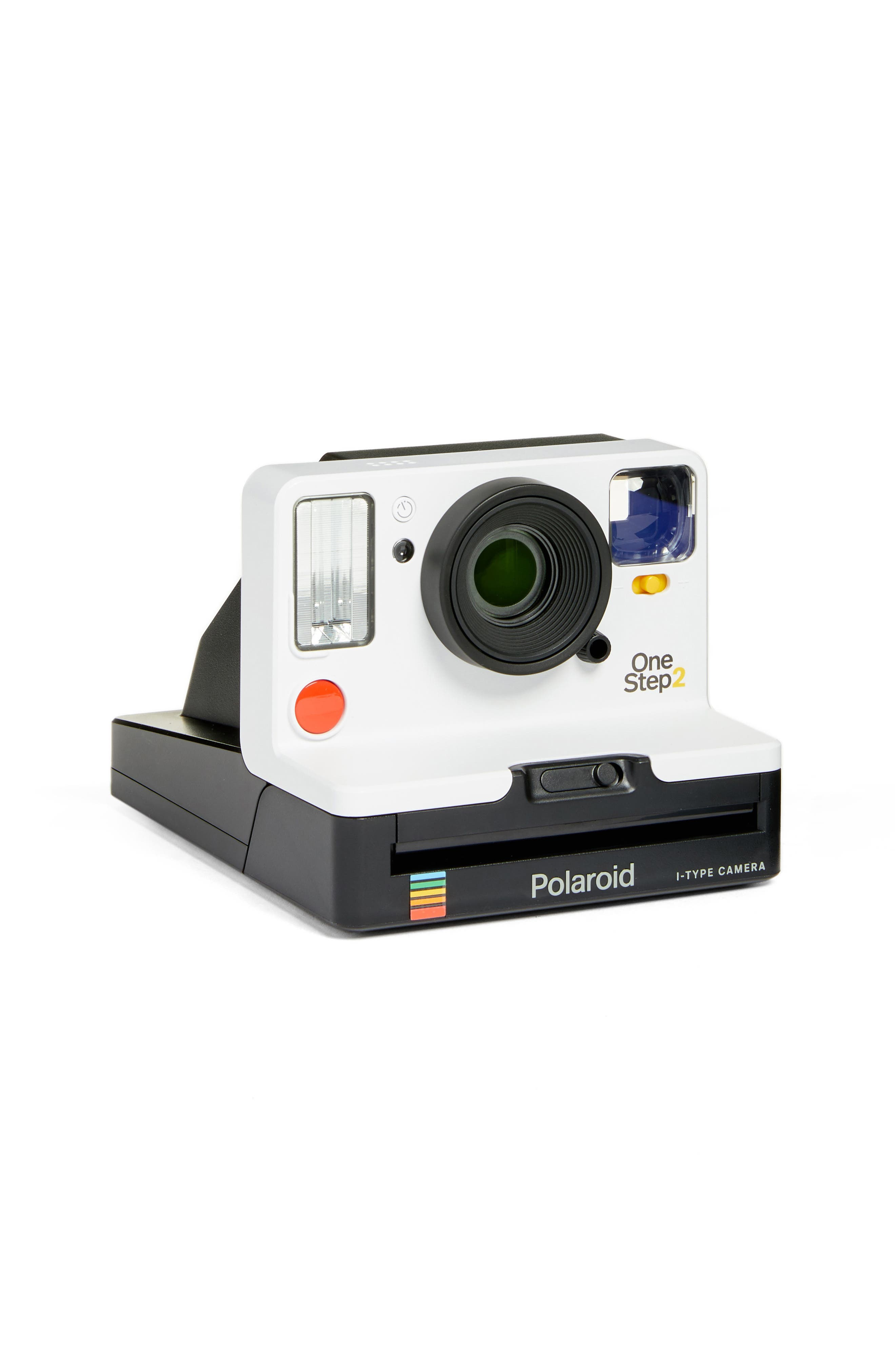 OneStep 2 Instant Camera,                             Main thumbnail 1, color,                             WHITE