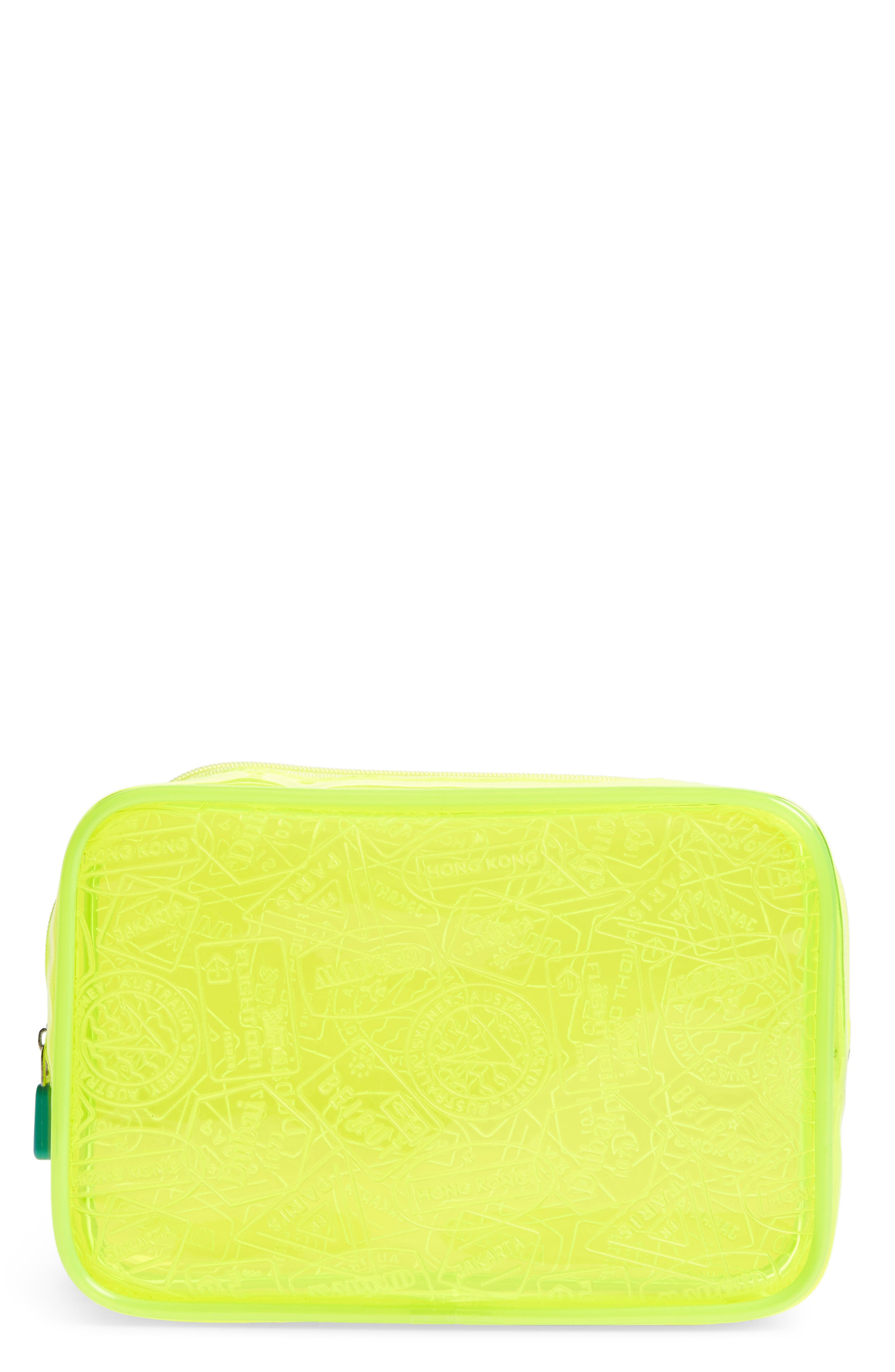 X-Ray Neon Quart Bag,                         Main,                         color,