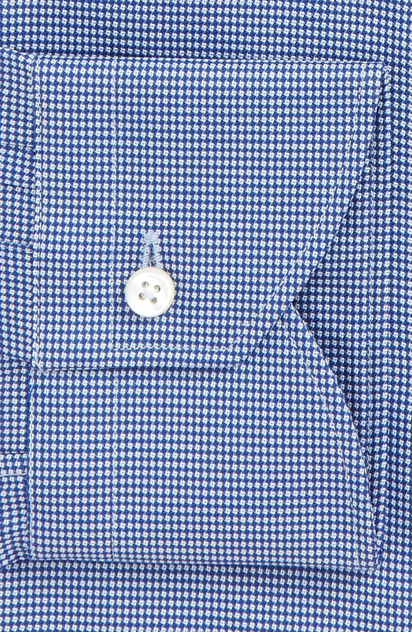 Regular Fit Solid Dress Shirt,                             Alternate thumbnail 2, color,                             401