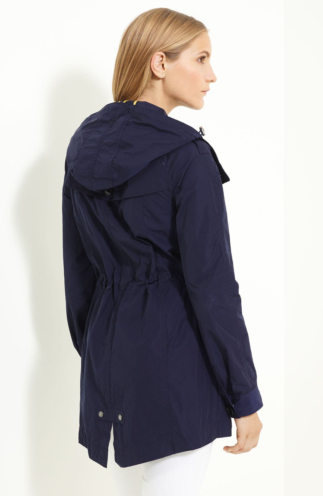 Anorak with Detachable Hood,                             Alternate thumbnail 2, color,                             400
