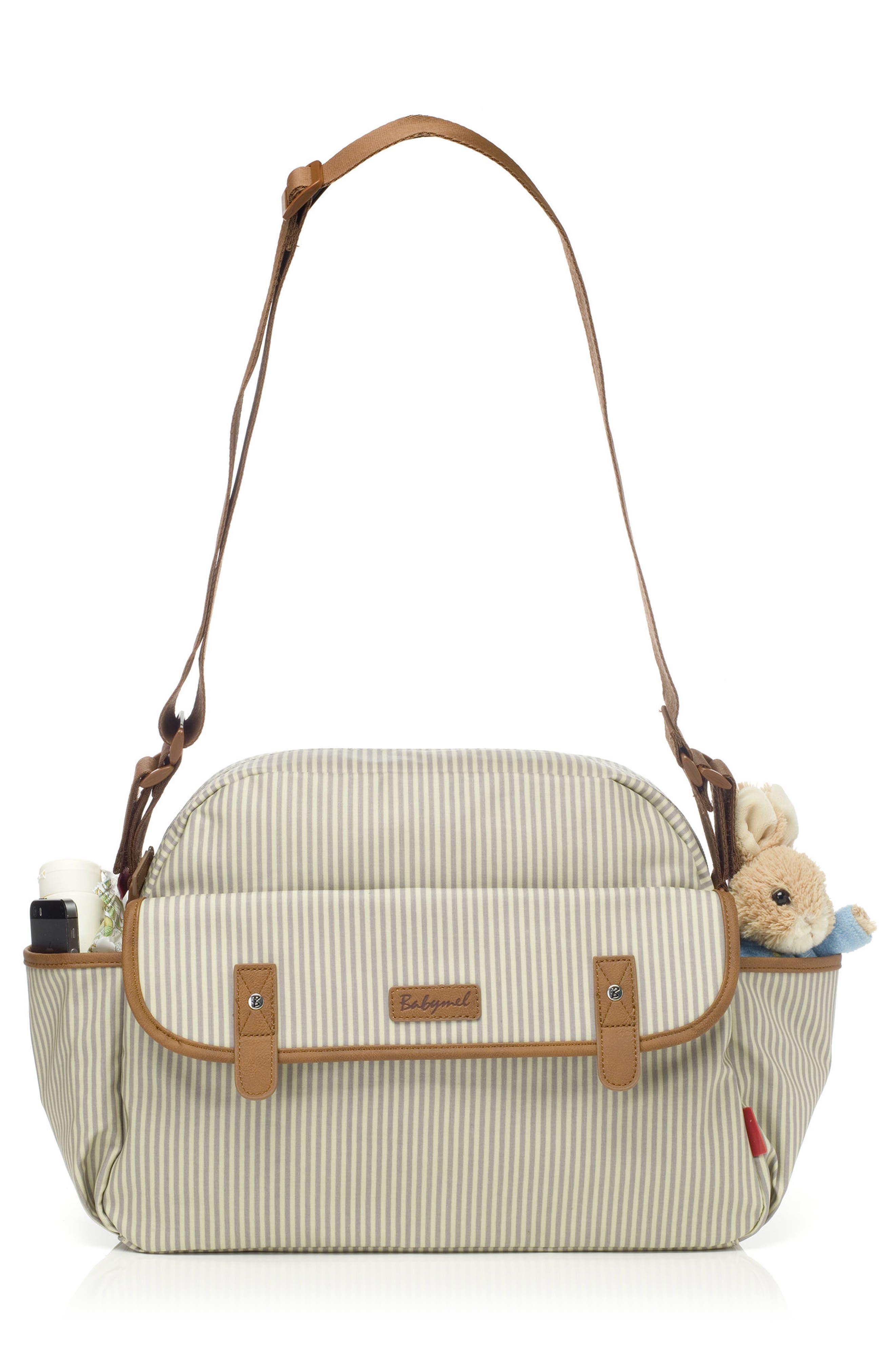 Molly Diaper Bag,                             Alternate thumbnail 5, color,                             030