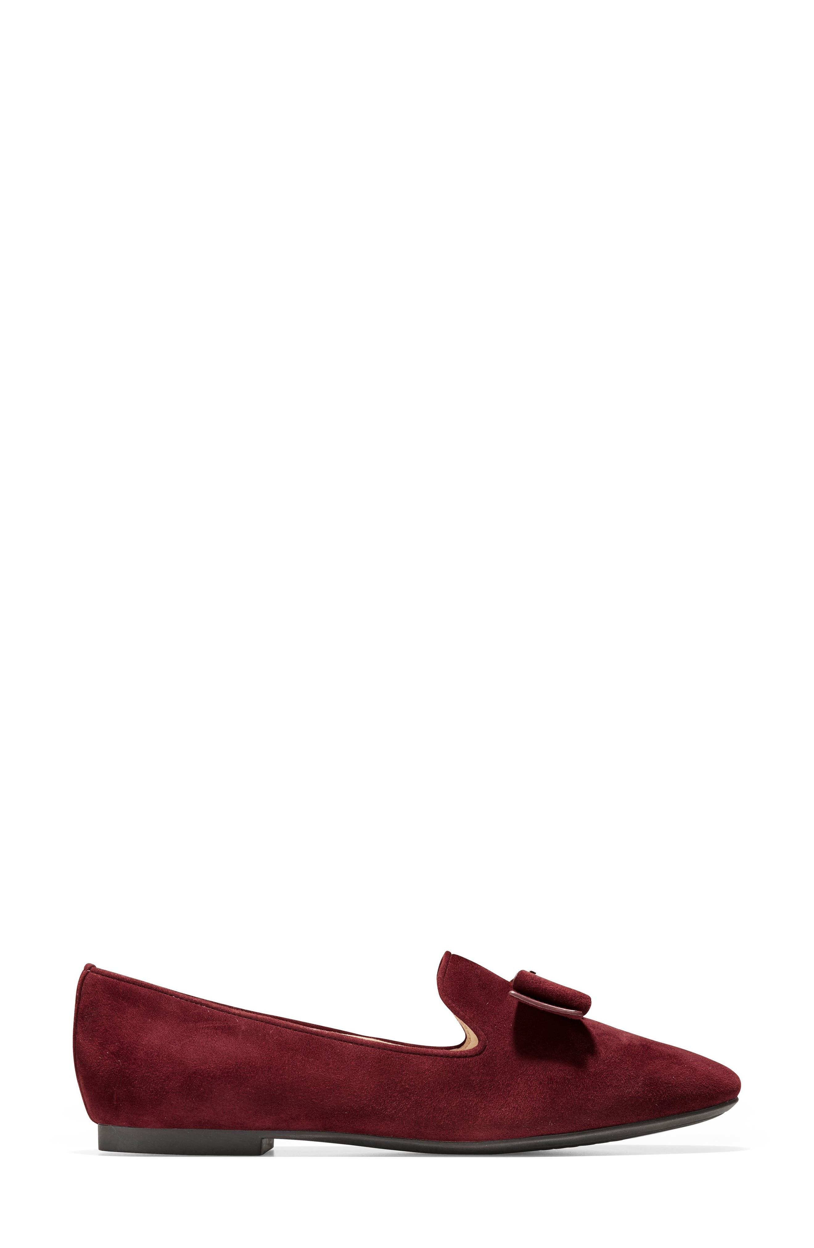 Tali Bow Loafer,                             Alternate thumbnail 3, color,                             605