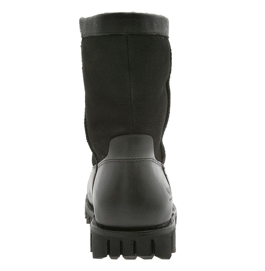 UGG<SUP>®</SUP>,                             Australia Beacon Boot,                             Alternate thumbnail 4, color,                             BLK