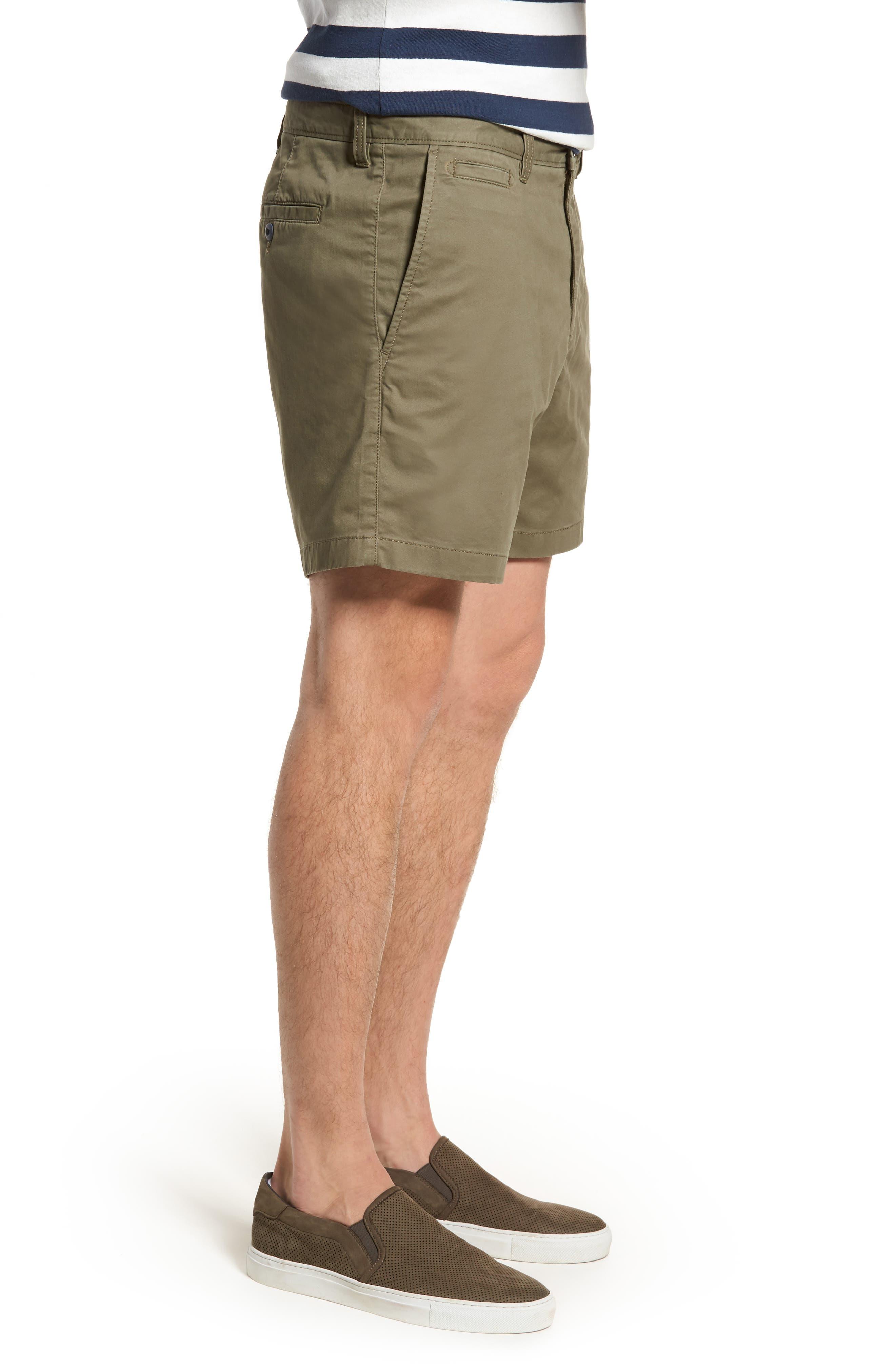 Ballard Slim Fit Stretch Chino 7-Inch Shorts,                             Alternate thumbnail 29, color,
