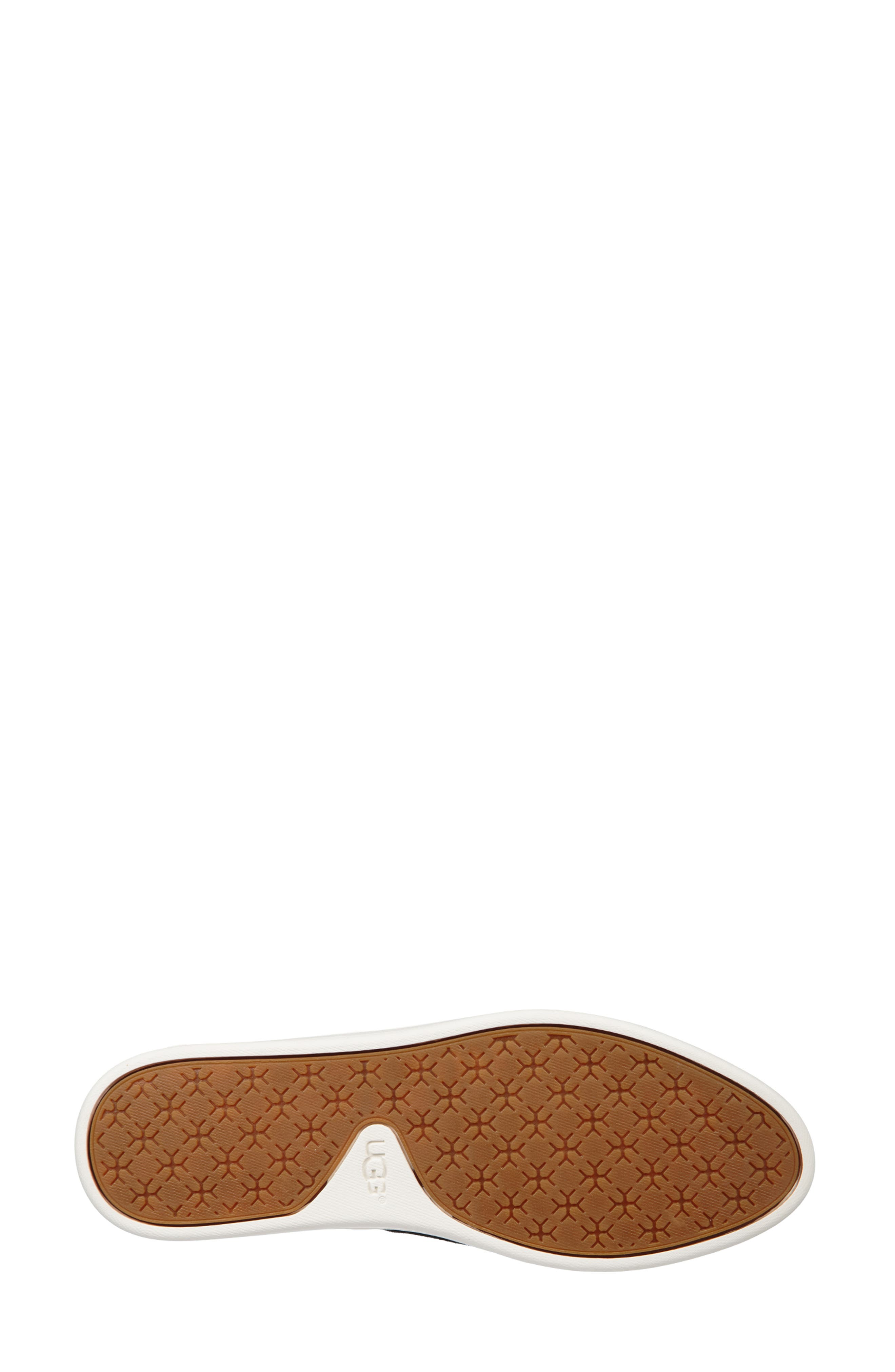 Soleda Genuine Calf Hair Slip-On Sneaker,                             Alternate thumbnail 5, color,                             BLACK