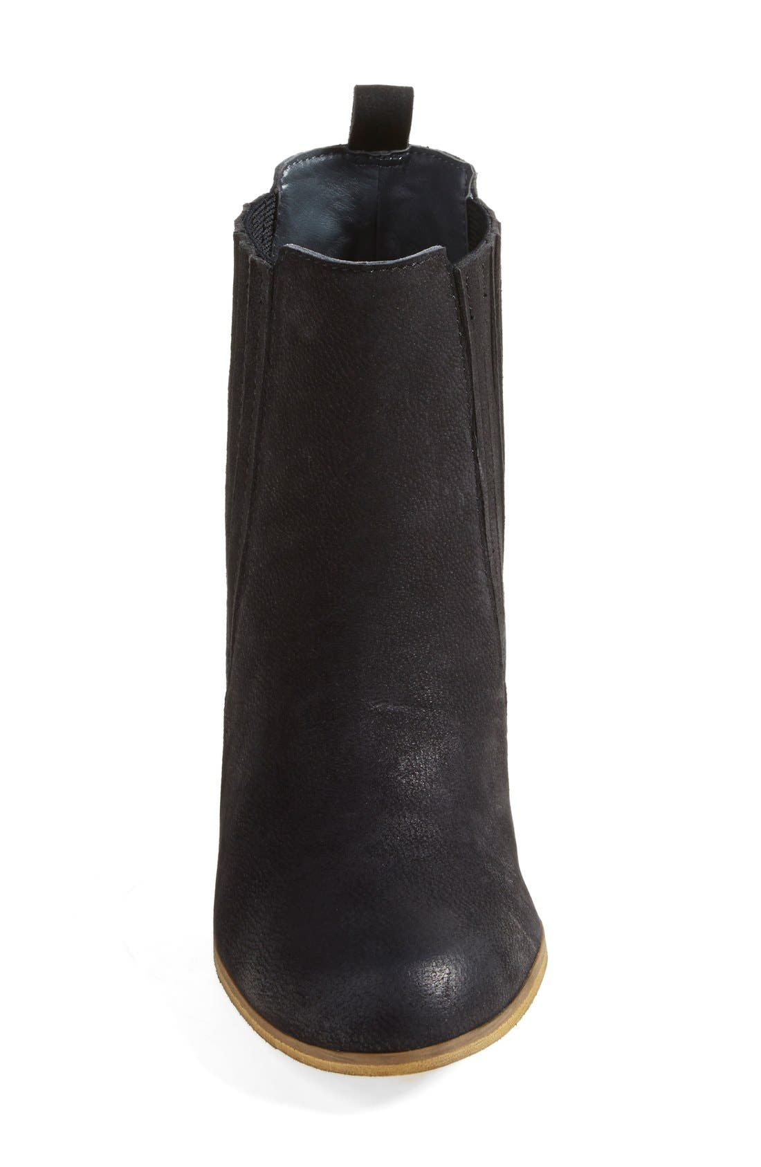 'Andover' Bootie,                             Alternate thumbnail 4, color,                             001