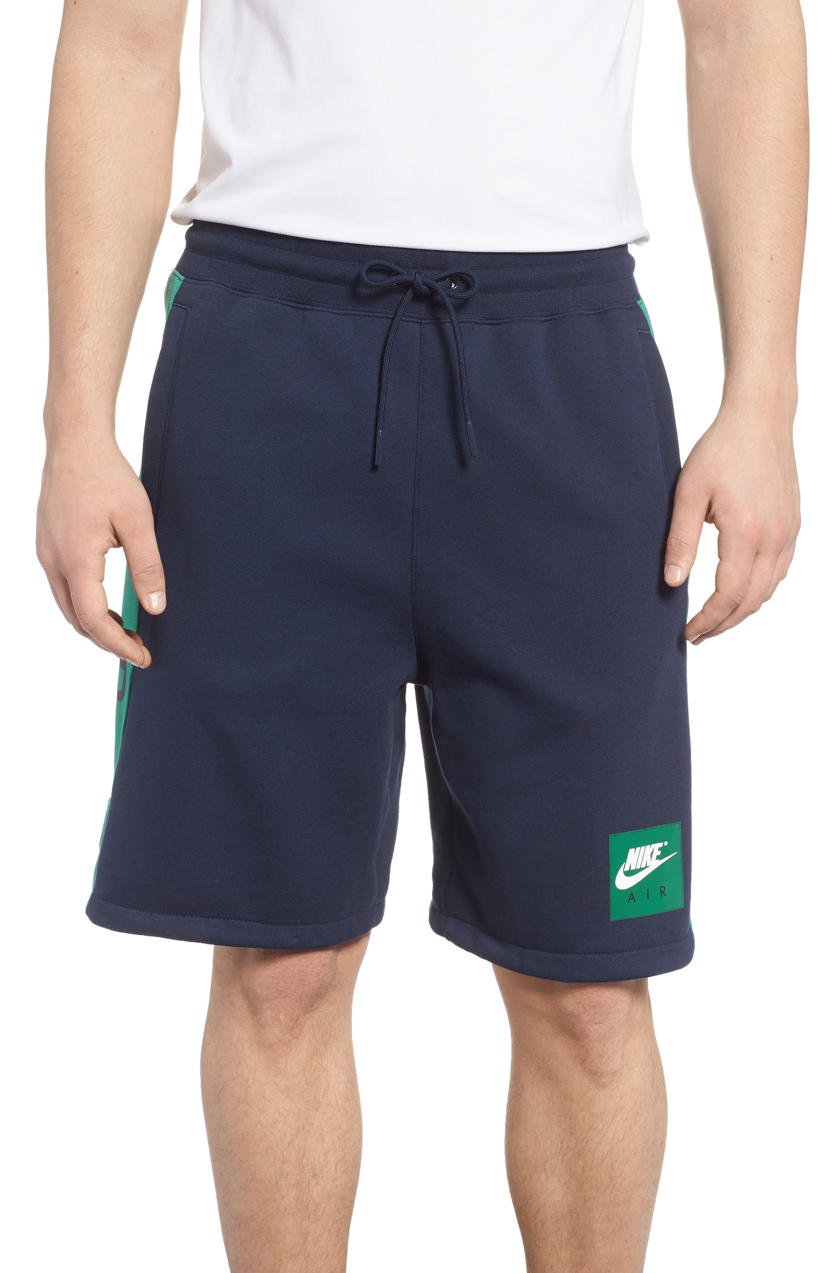 Sportswear Air Fleece Shorts,                             Main thumbnail 1, color,                             452
