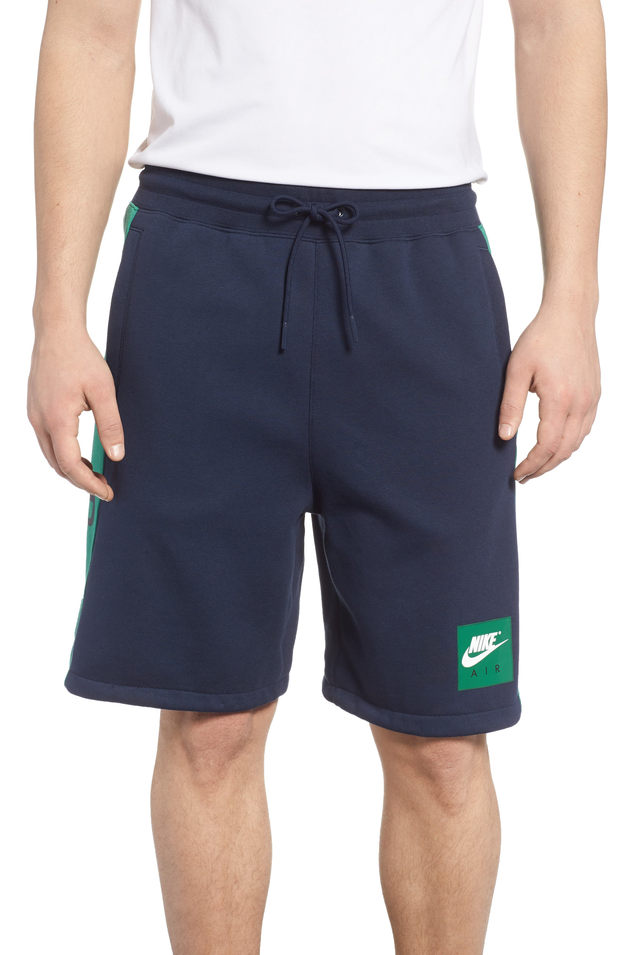 Sportswear Air Fleece Shorts,                         Main,                         color, 452