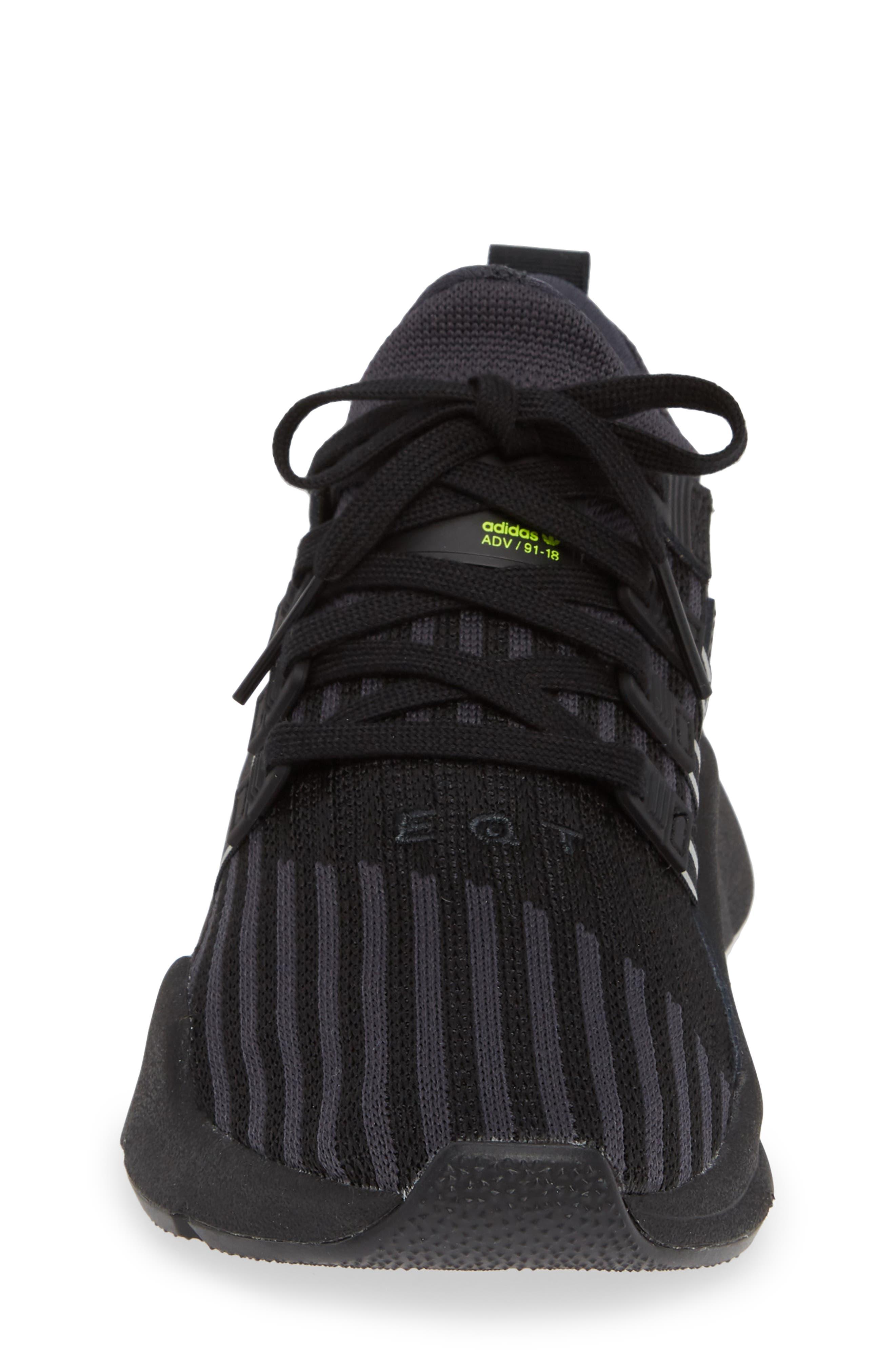EQT Support Adv Sneaker,                             Alternate thumbnail 4, color,                             001