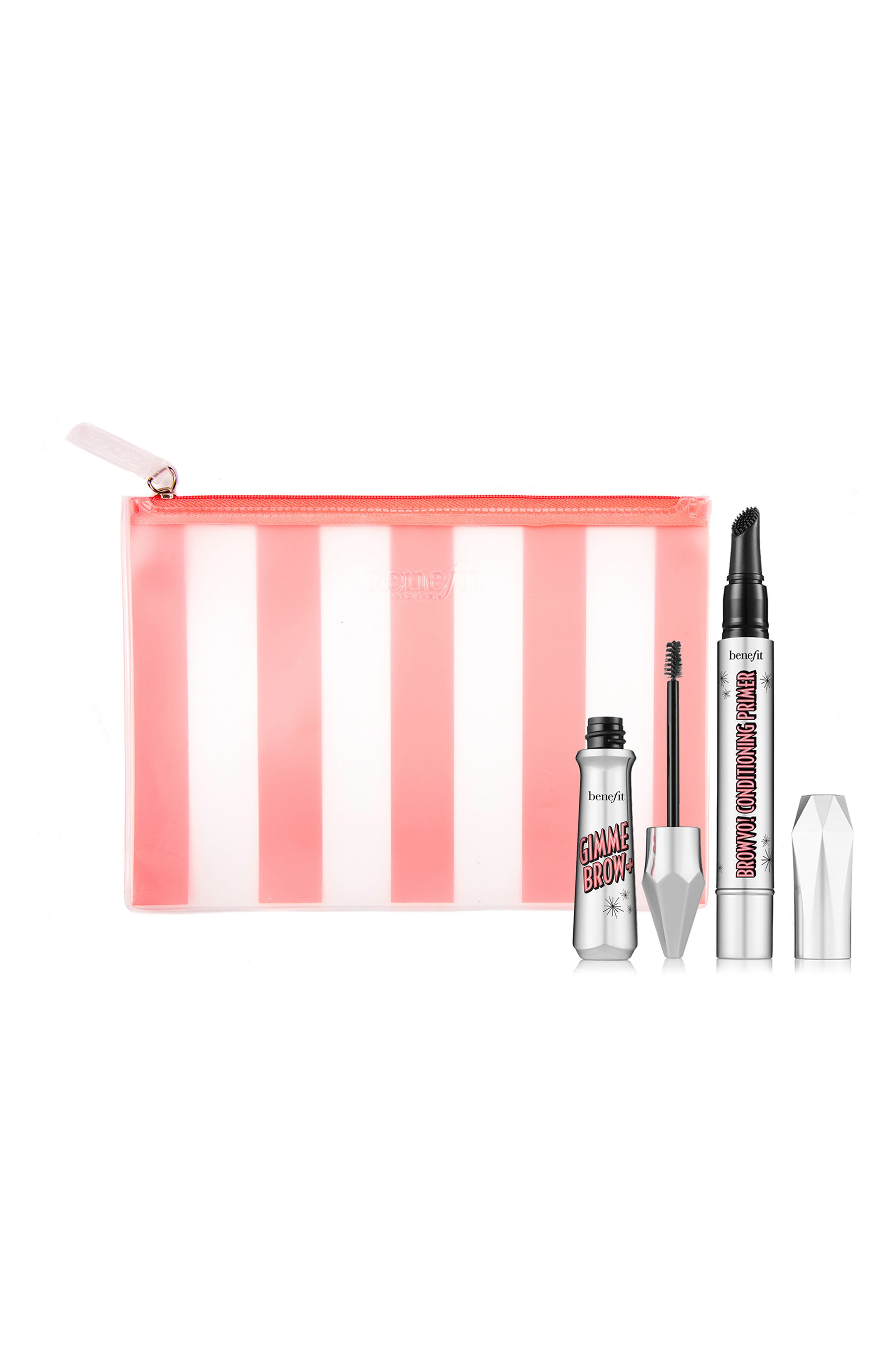 Benefit Gimme Full Brows Set,                             Alternate thumbnail 2, color,                             03 MEDIUM/LIGHT BROWN