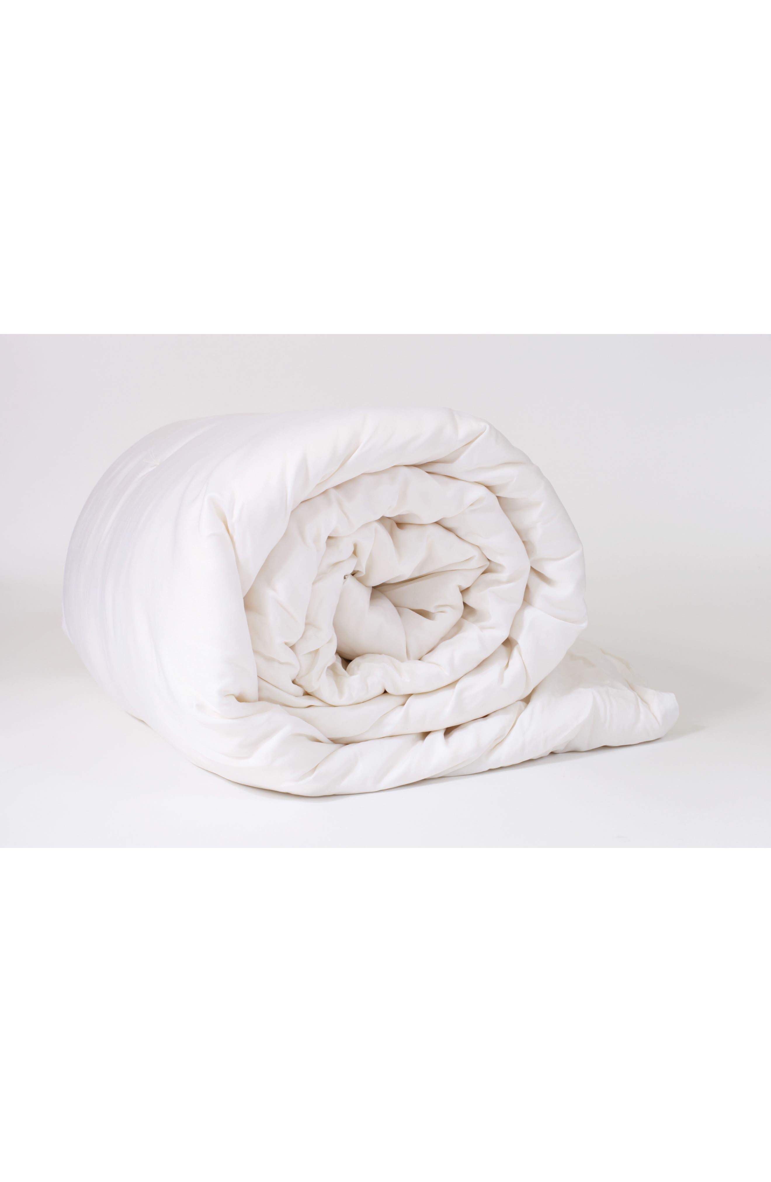 Comforter,                             Alternate thumbnail 2, color,                             WHITE