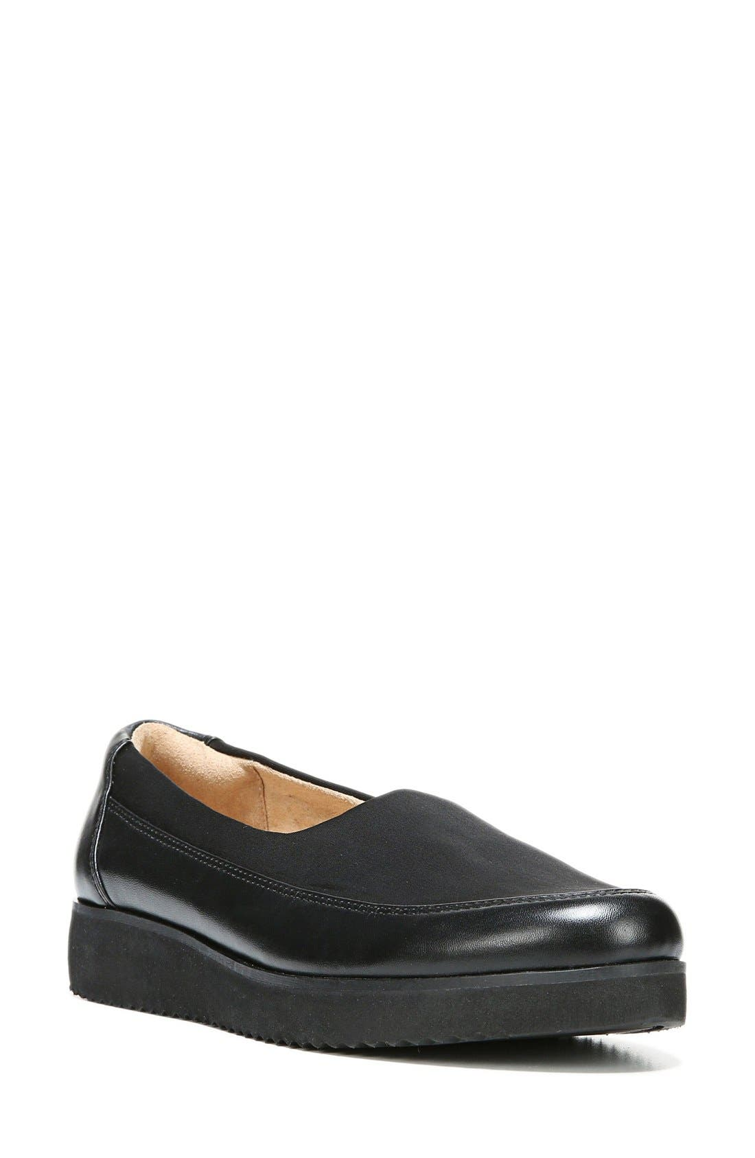 'Neoma' Loafer, Main, color, 001