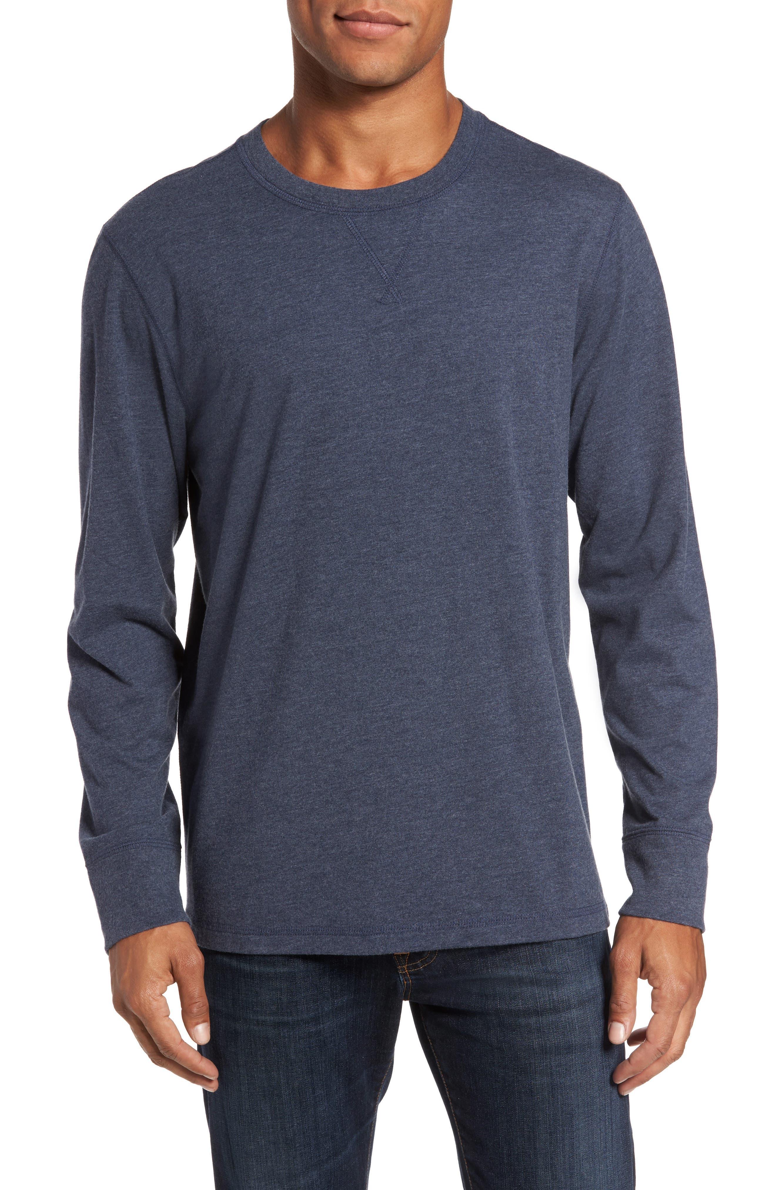 Notch Long Sleeve T-Shirt,                             Main thumbnail 2, color,