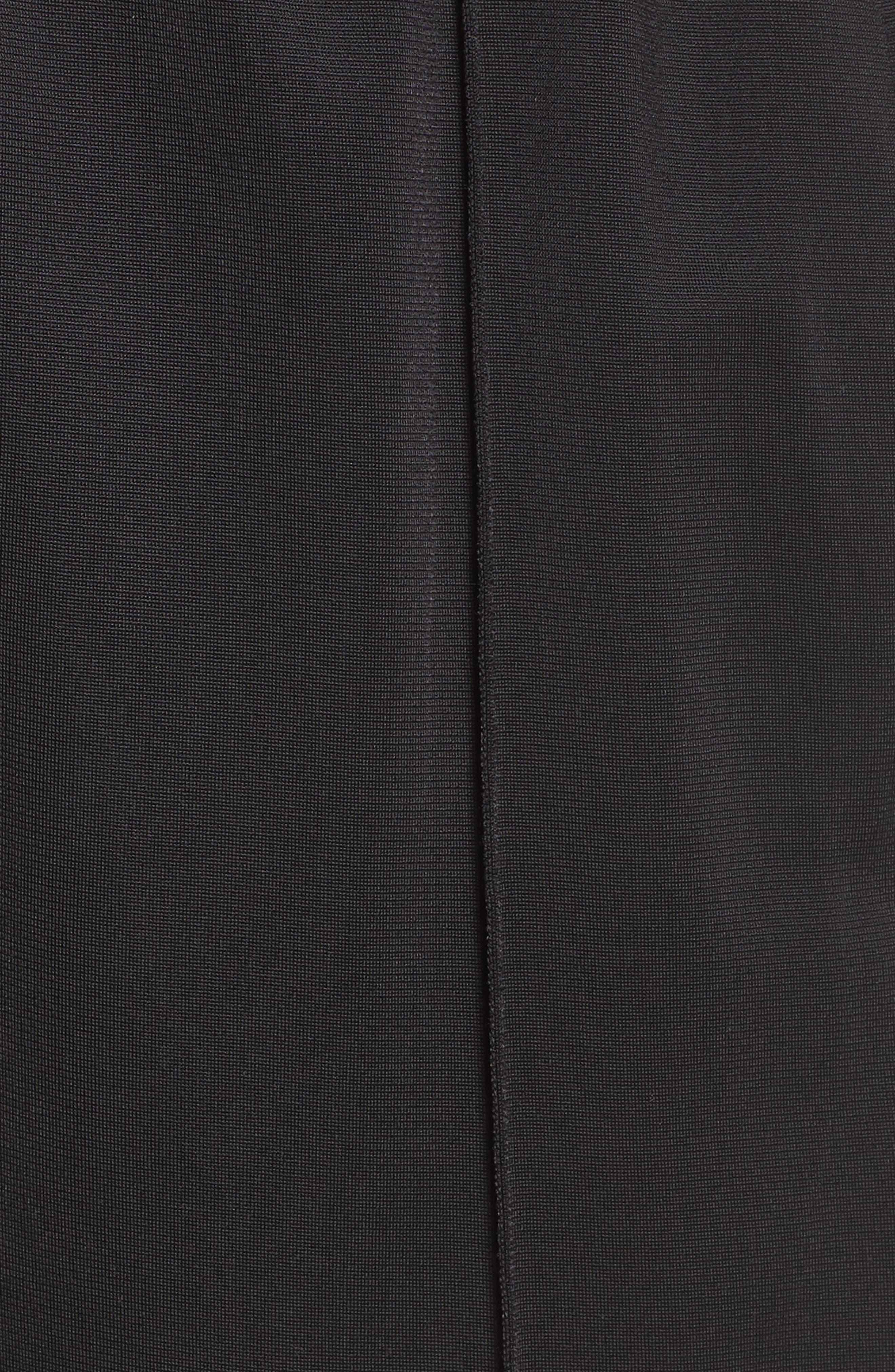 Adibreak Tearaway Track Pants,                             Alternate thumbnail 6, color,                             BLACK/ CARBON