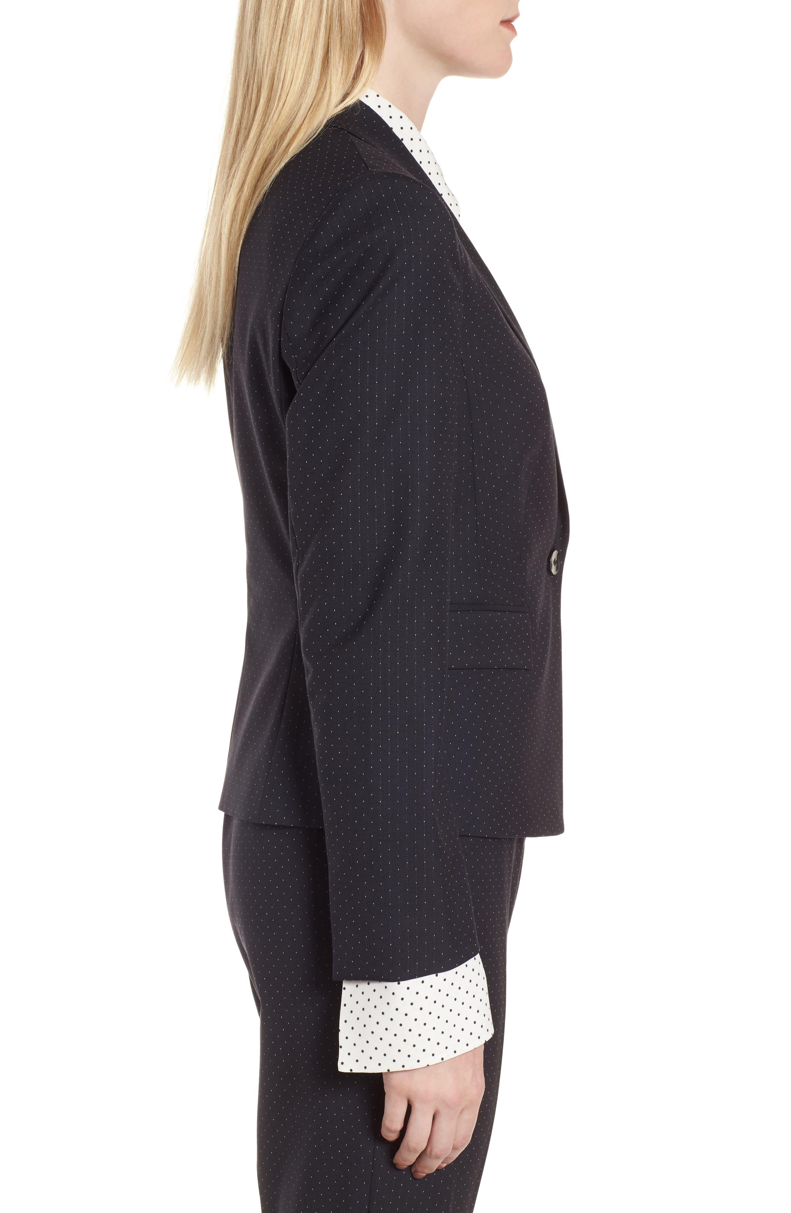 Jinalika Wool Suit Jacket,                             Alternate thumbnail 3, color,