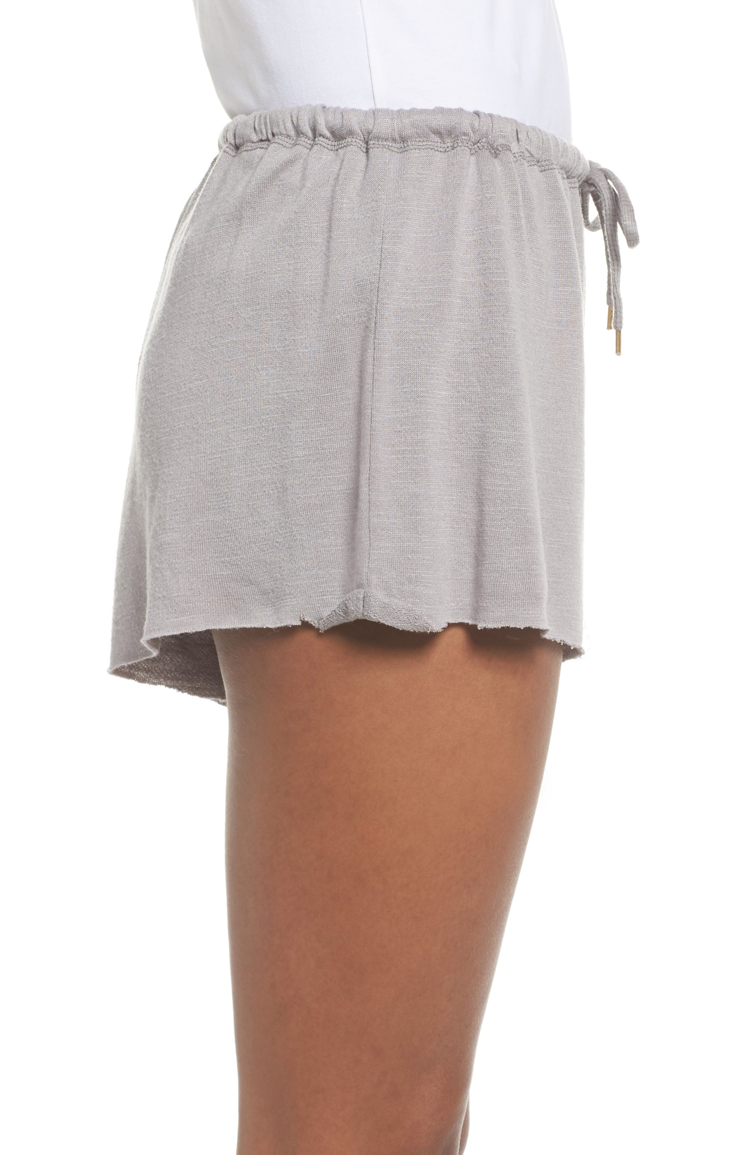 French Terry Lounge Shorts,                             Alternate thumbnail 5, color,