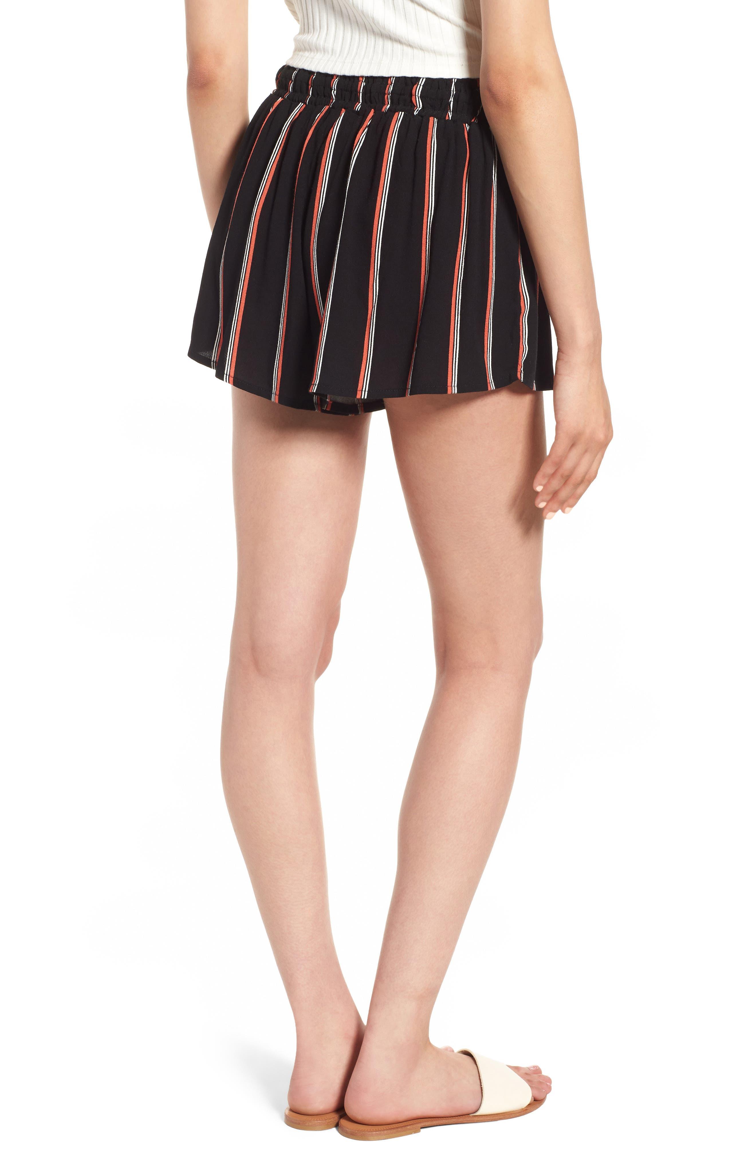 Juniper Stripe Shorts,                             Alternate thumbnail 3, color,