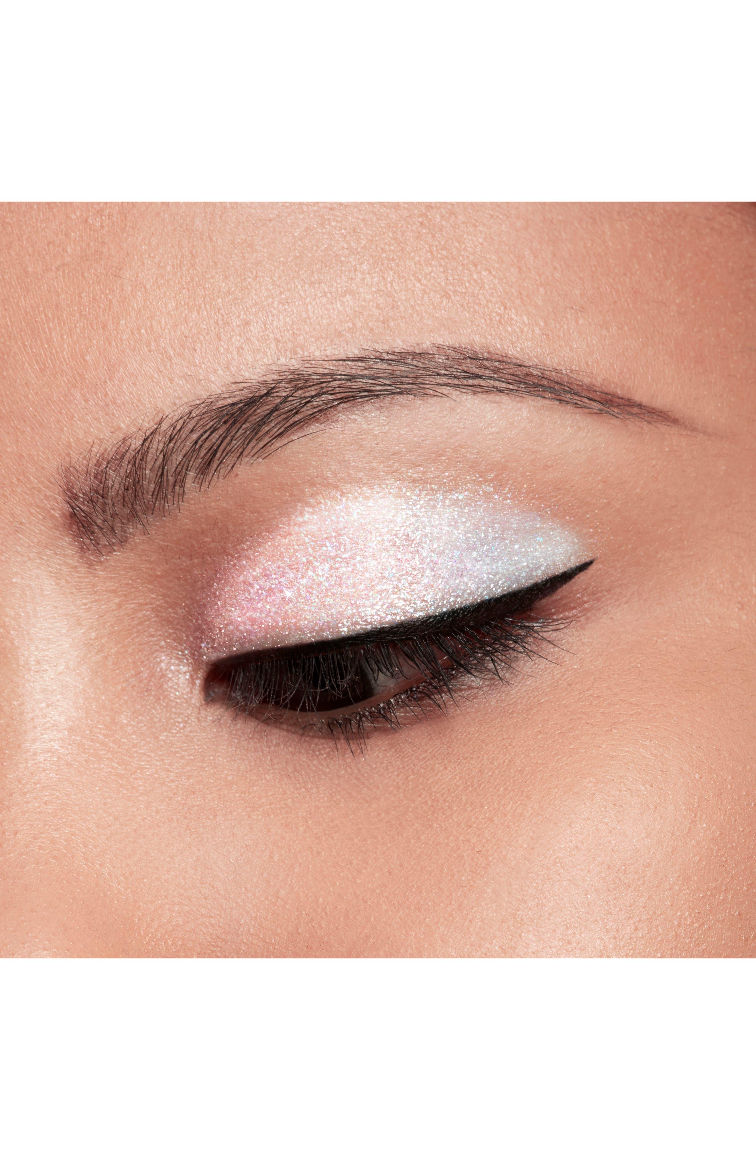 Glitter & Glow Liquid Eyeshadow,                             Alternate thumbnail 4, color,                             PERLINA