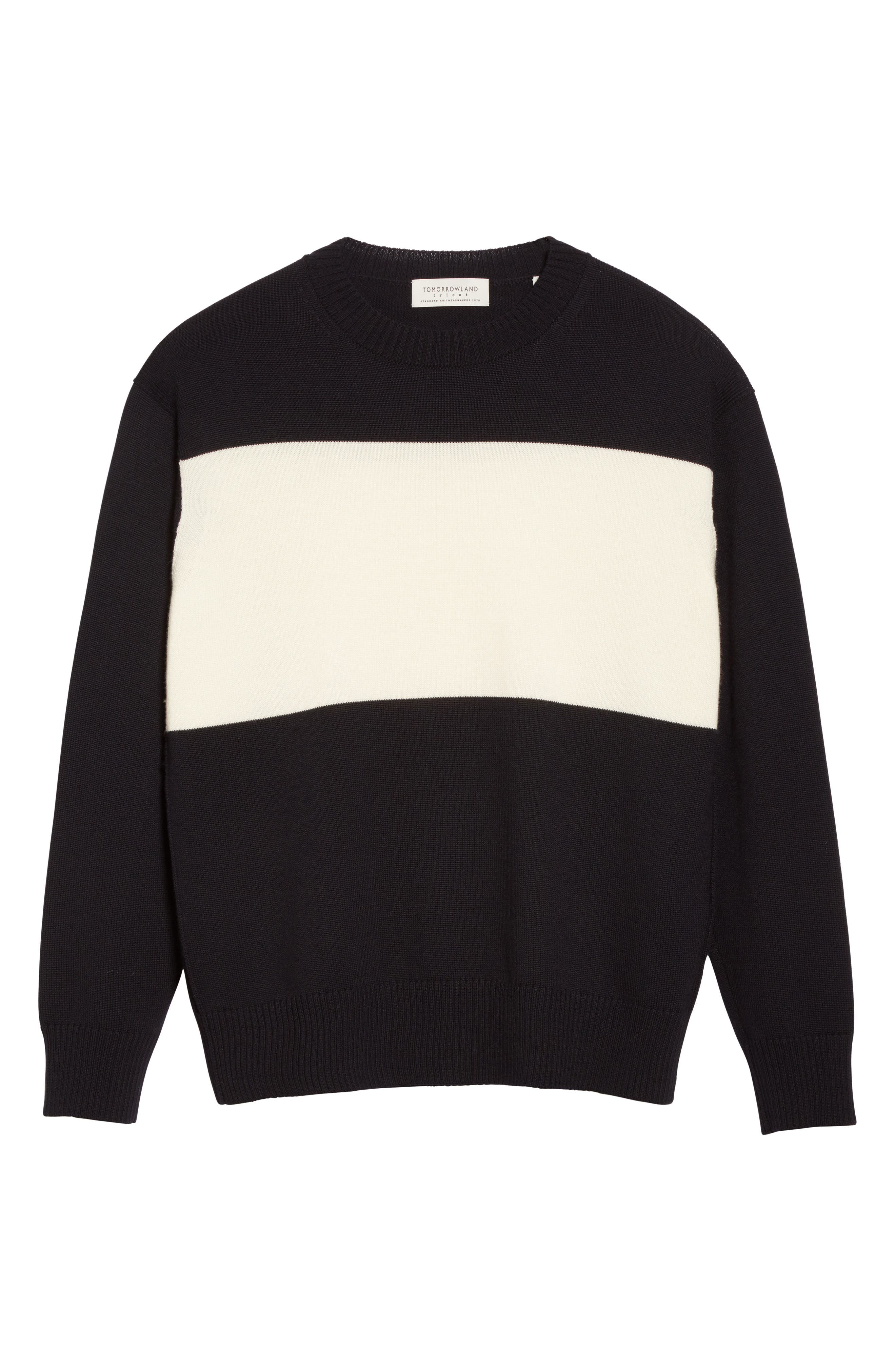 Merino Sweater,                             Alternate thumbnail 6, color,                             410