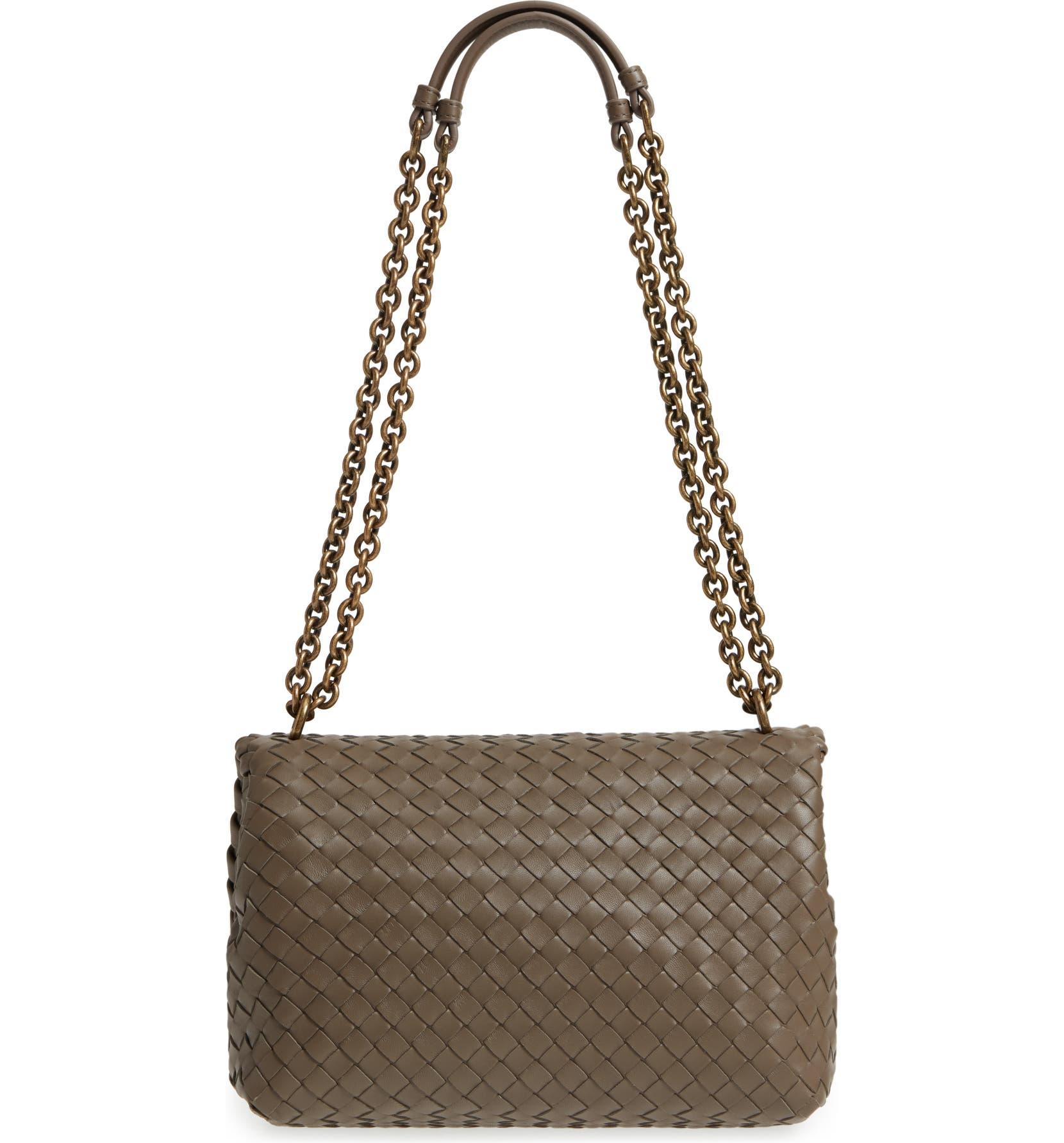 4b94d2a1d548 Bottega Veneta Small Olimpia Leather Shoulder Bag