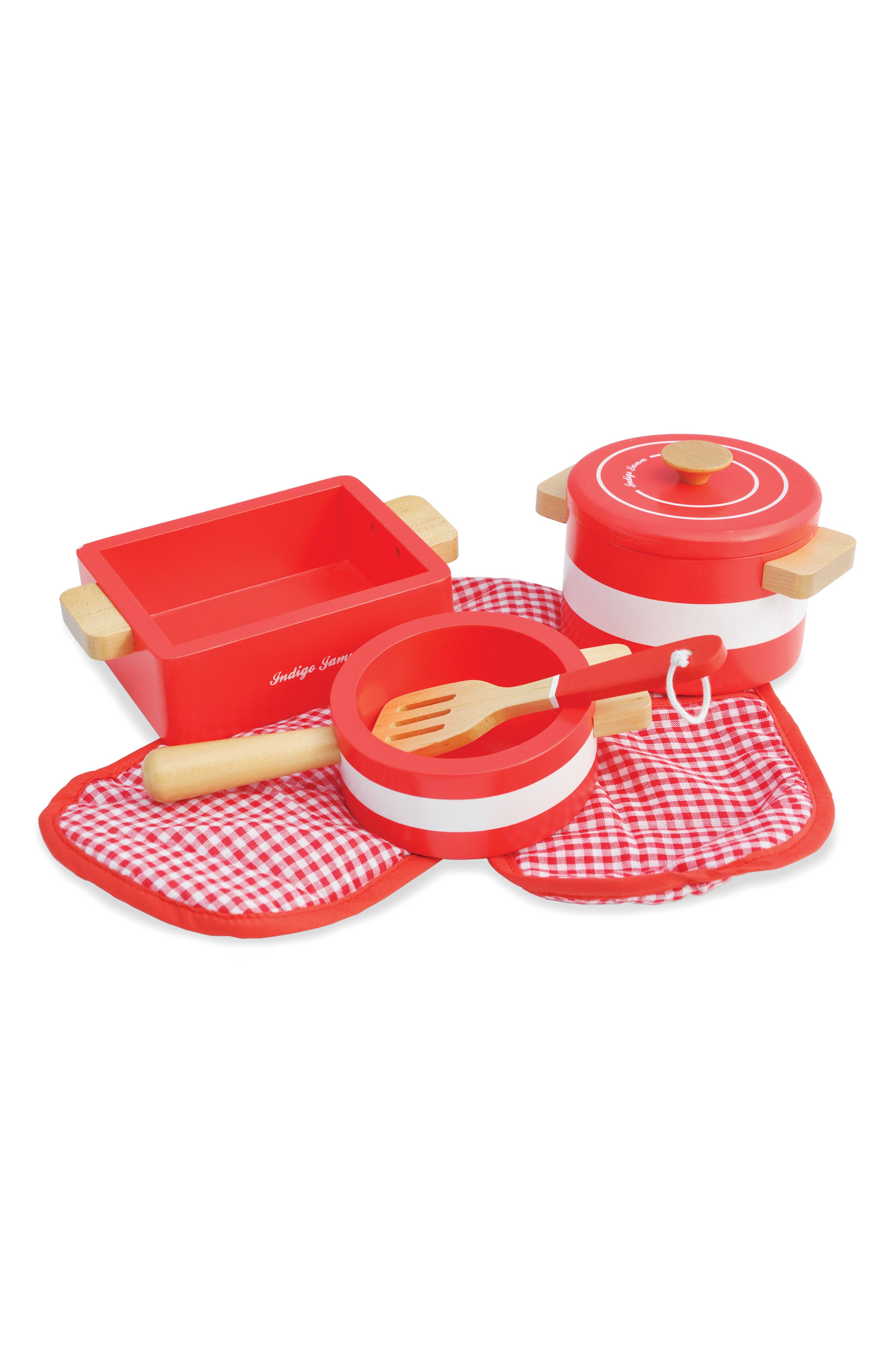 Pots & Pans 5-Piece Set,                         Main,                         color, 600