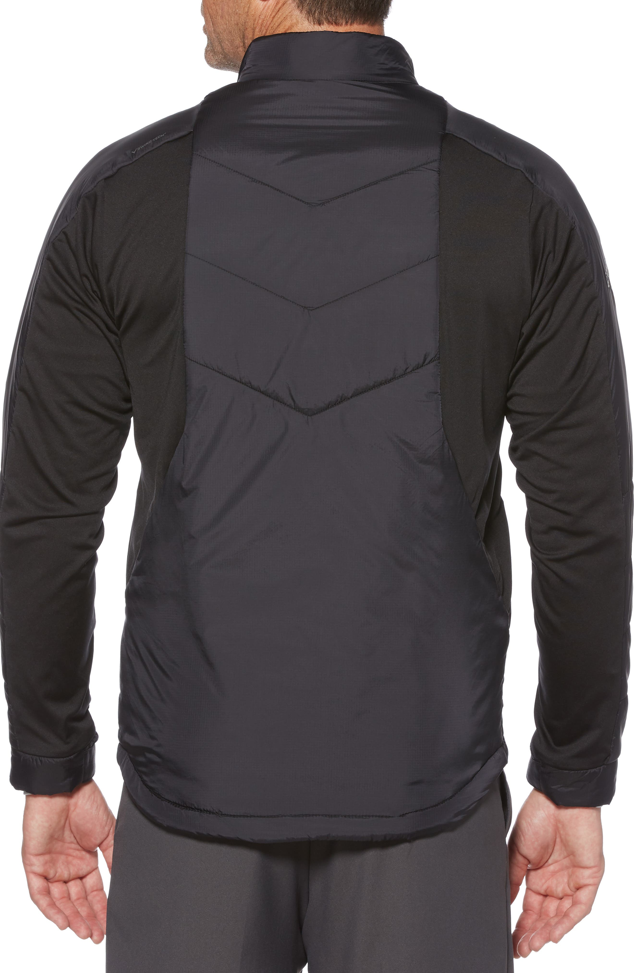 Performance Puffer Jacket,                             Alternate thumbnail 2, color,                             002