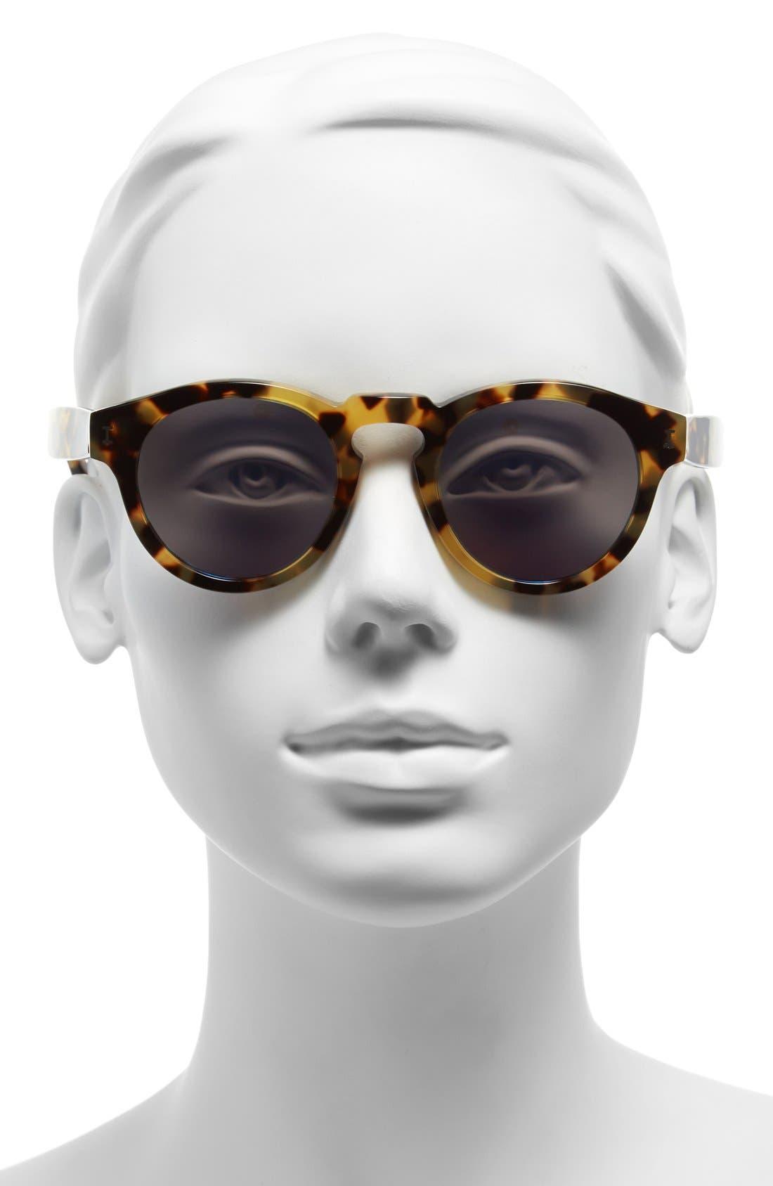 'Leonard' 47mm Sunglasses,                             Alternate thumbnail 107, color,