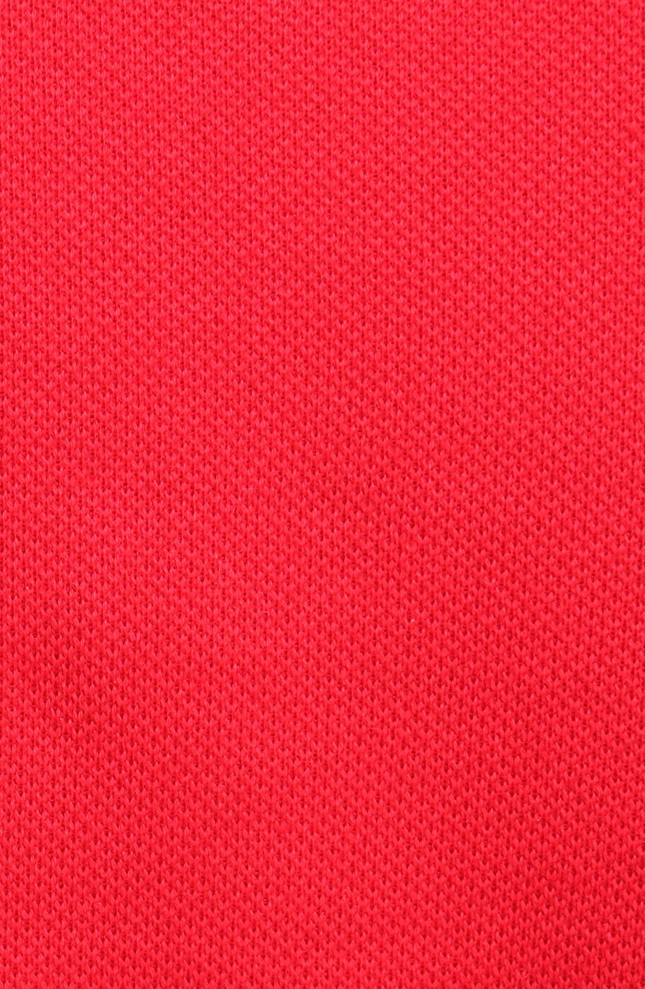 Star Embellished Polo Dress,                             Alternate thumbnail 5, color,                             606