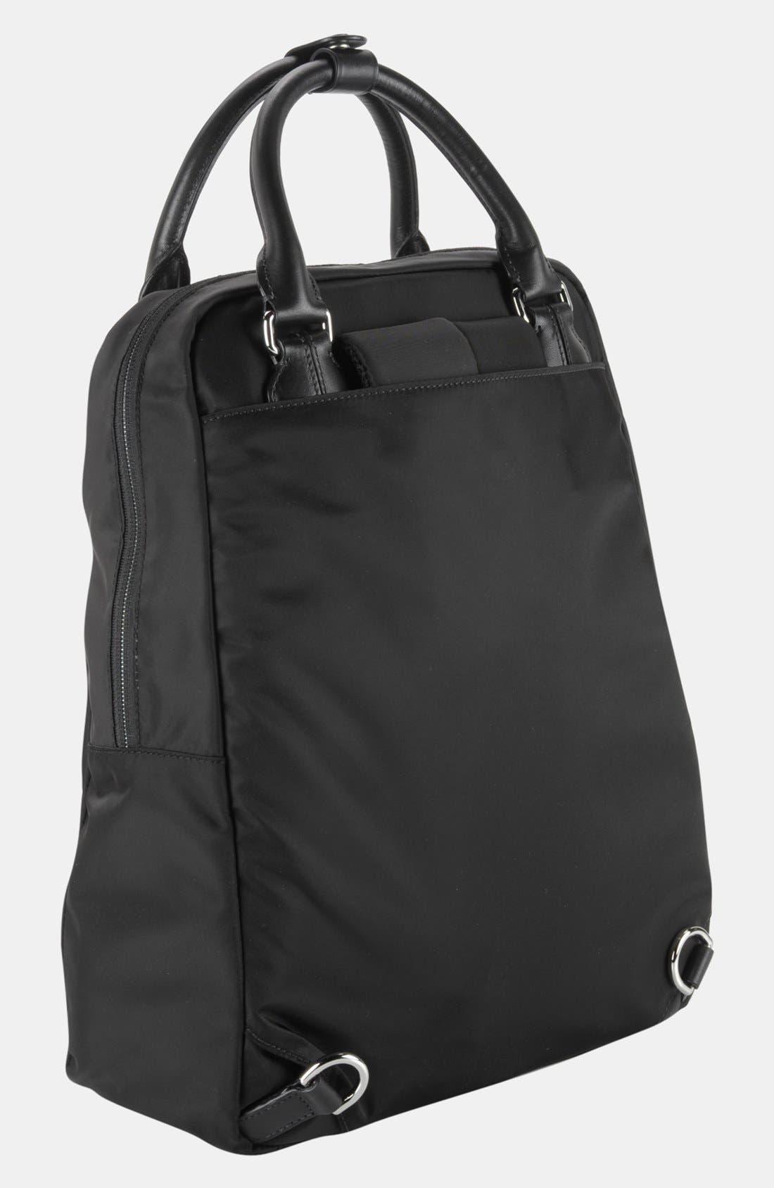 TUMI,                             'Voyager - Ascot' Convertible Backpack,                             Alternate thumbnail 4, color,                             001