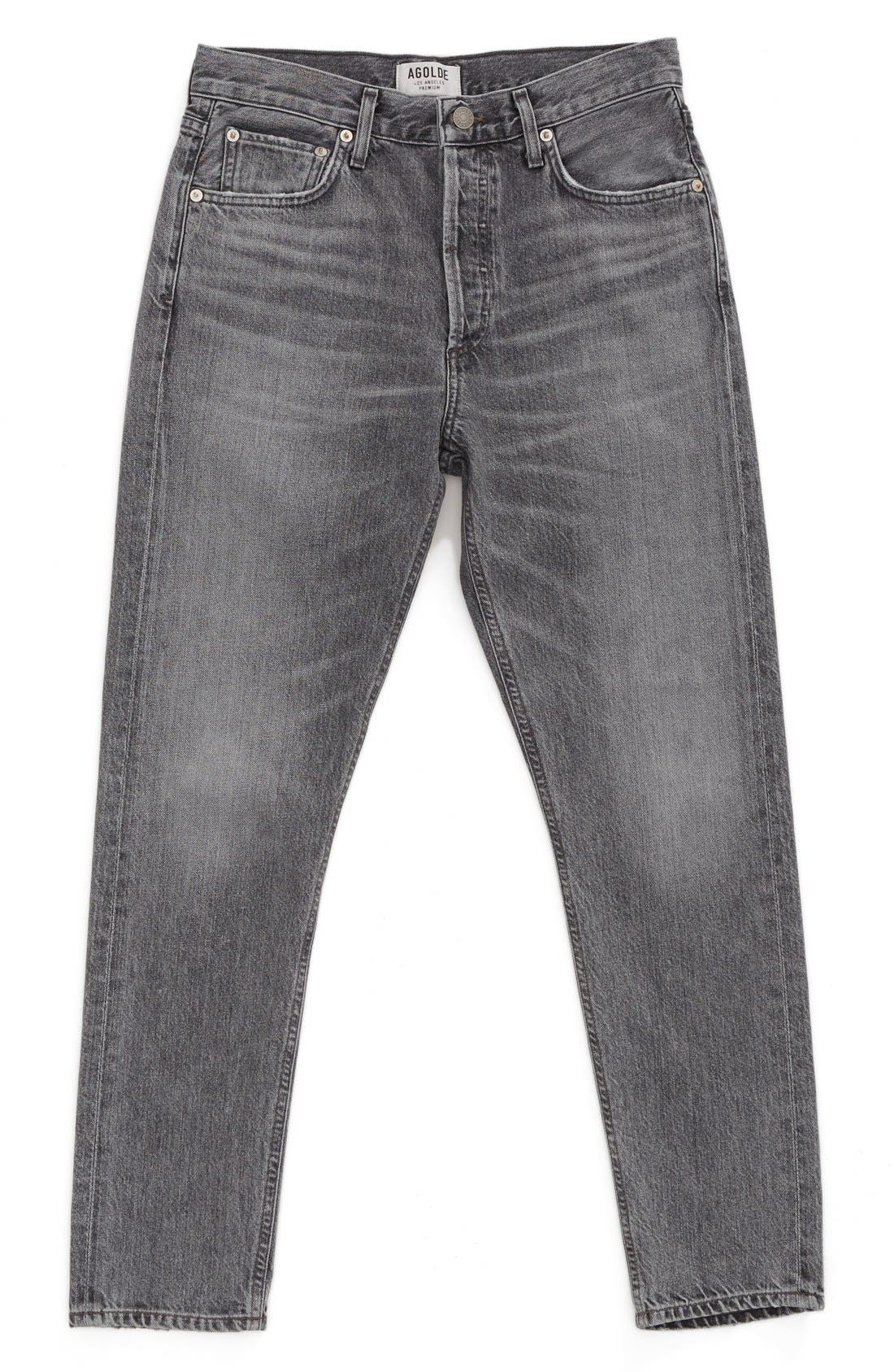 Jamie High Rise Classic Jeans,                         Main,                         color,