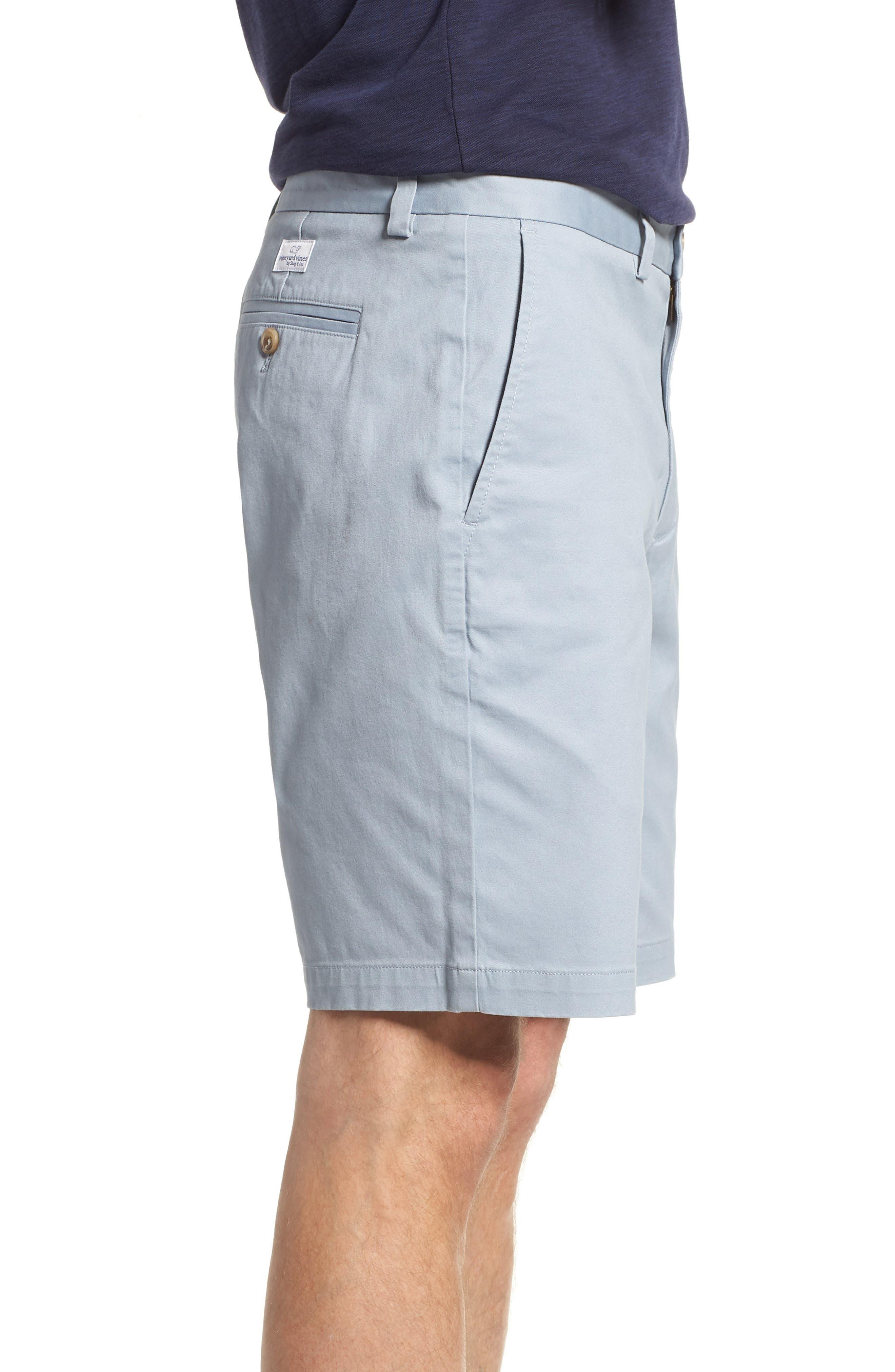 9 Inch Stretch Breaker Shorts,                             Alternate thumbnail 3, color,                             034